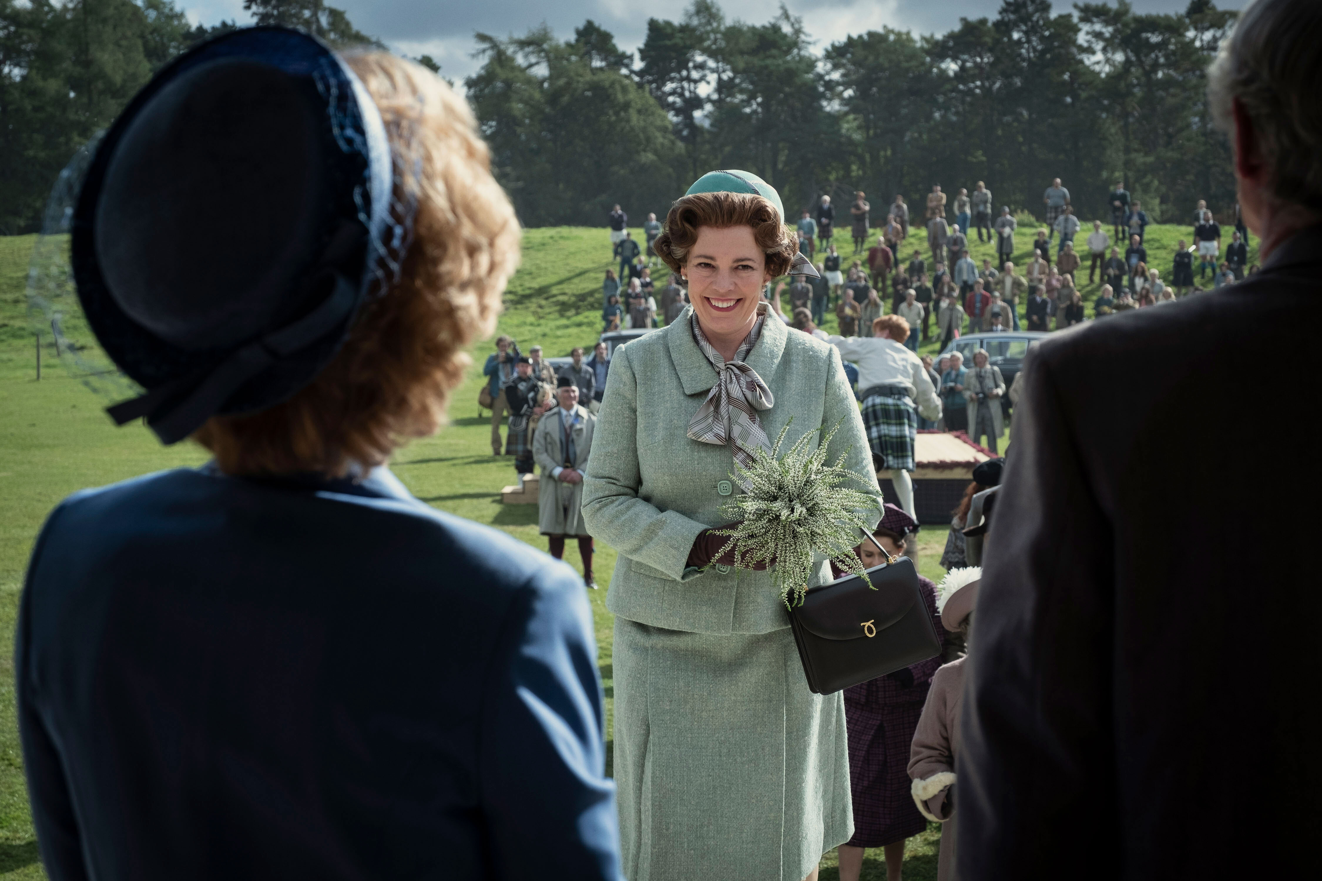 Analysis: Emmys honor 'The Crown,' 'Ted Lasso' and 'Queen's Gambit' as Netflix makes history
