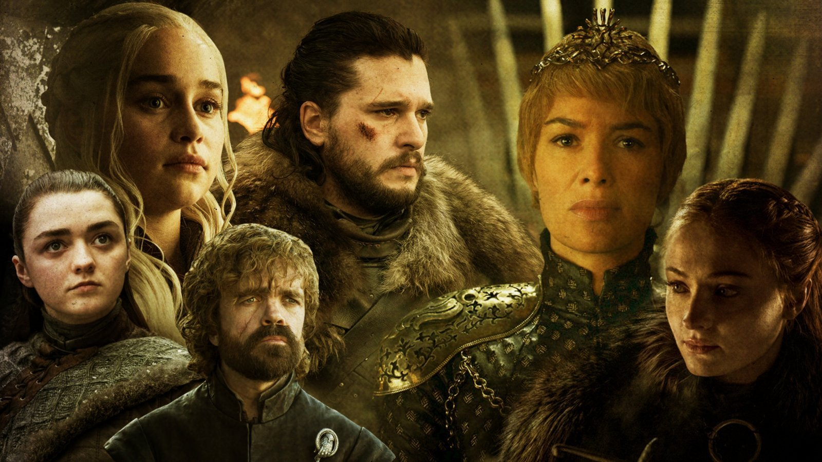 'Game of Thrones' and 'Veep' ride sentimental wave into Emmys