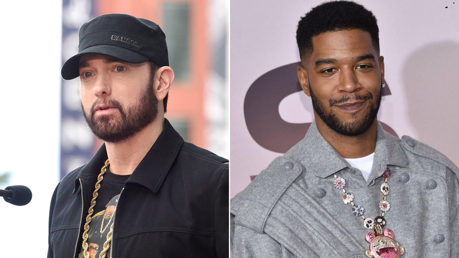 Eminem slams people who refuse to wear masks in new song with Kid Cudi