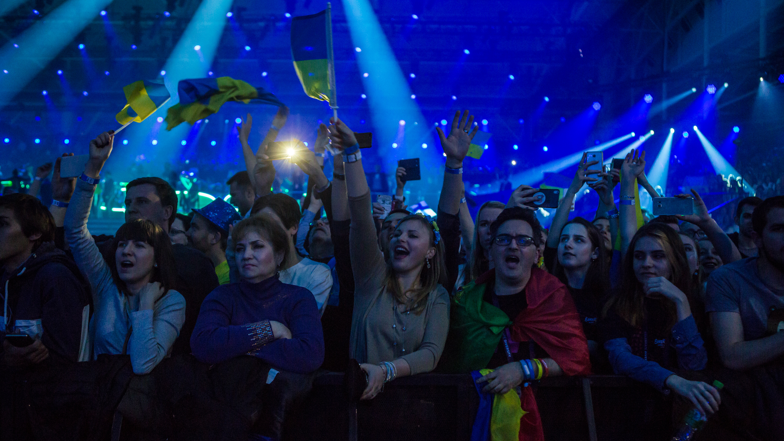 Eurovision Song Contest is coming to America