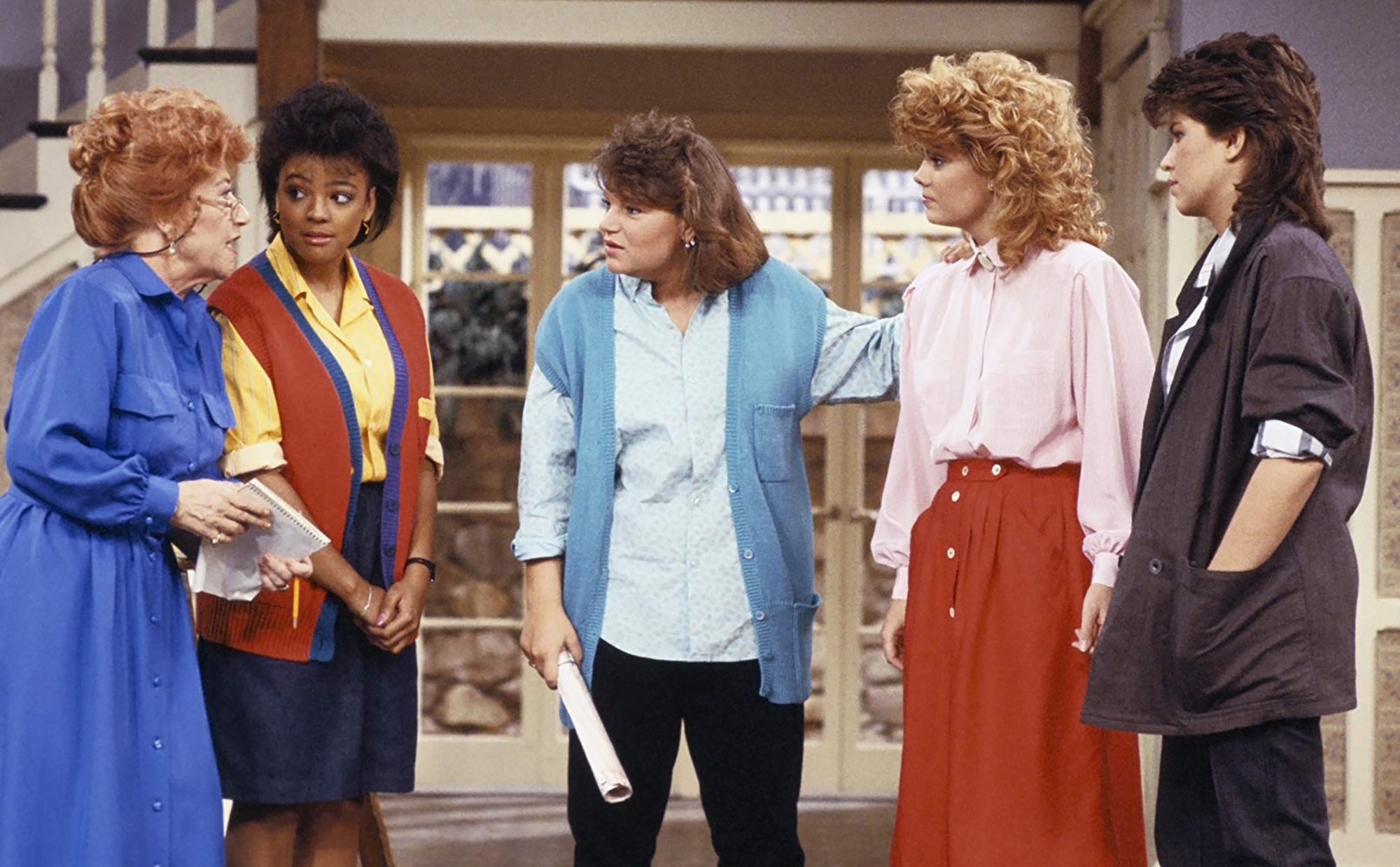 'The Facts of Life' cast is back together for a holiday special