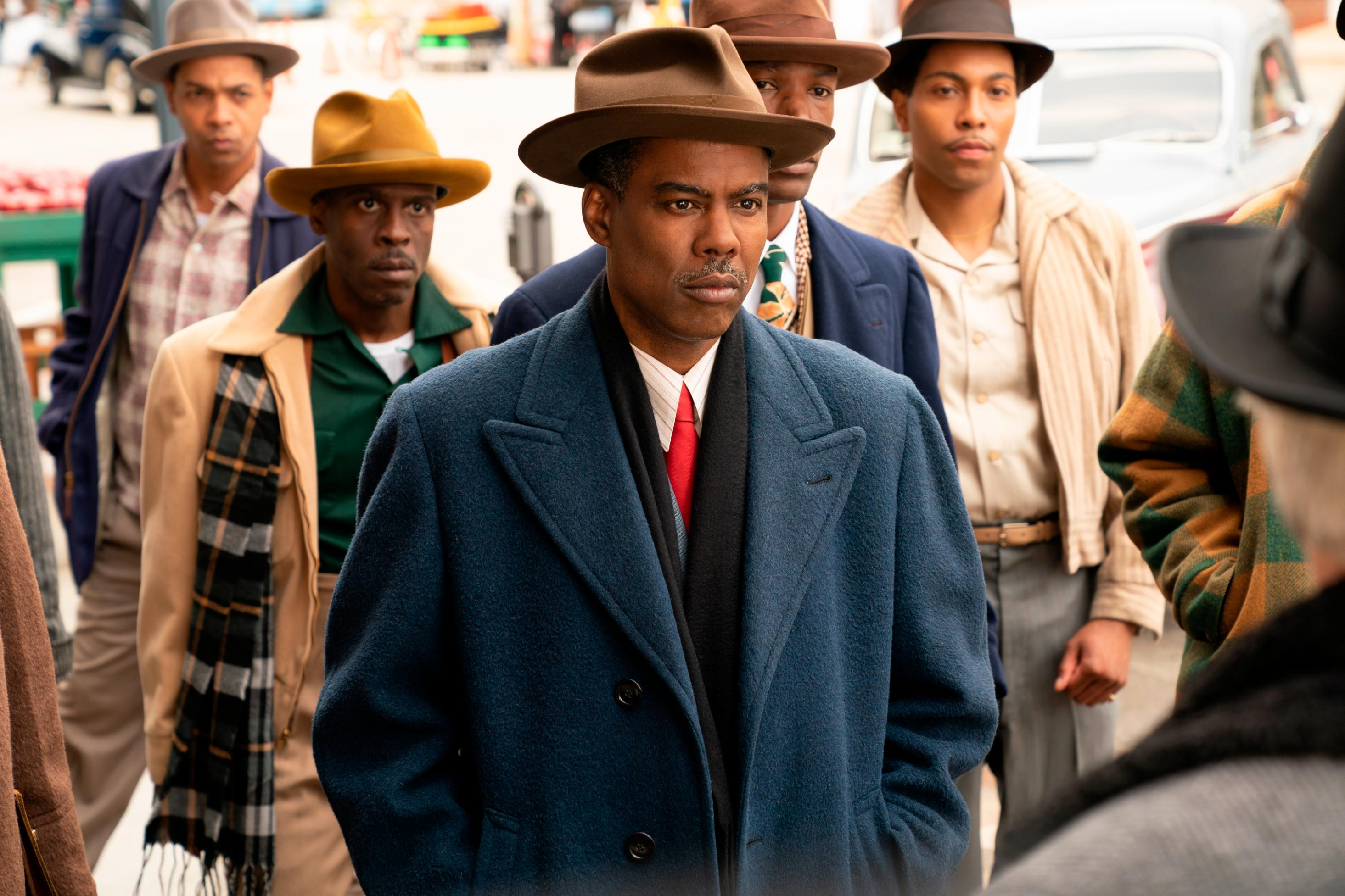 'Fargo' stars Chris Rock in a mob tale that rolls along a bit too slowly