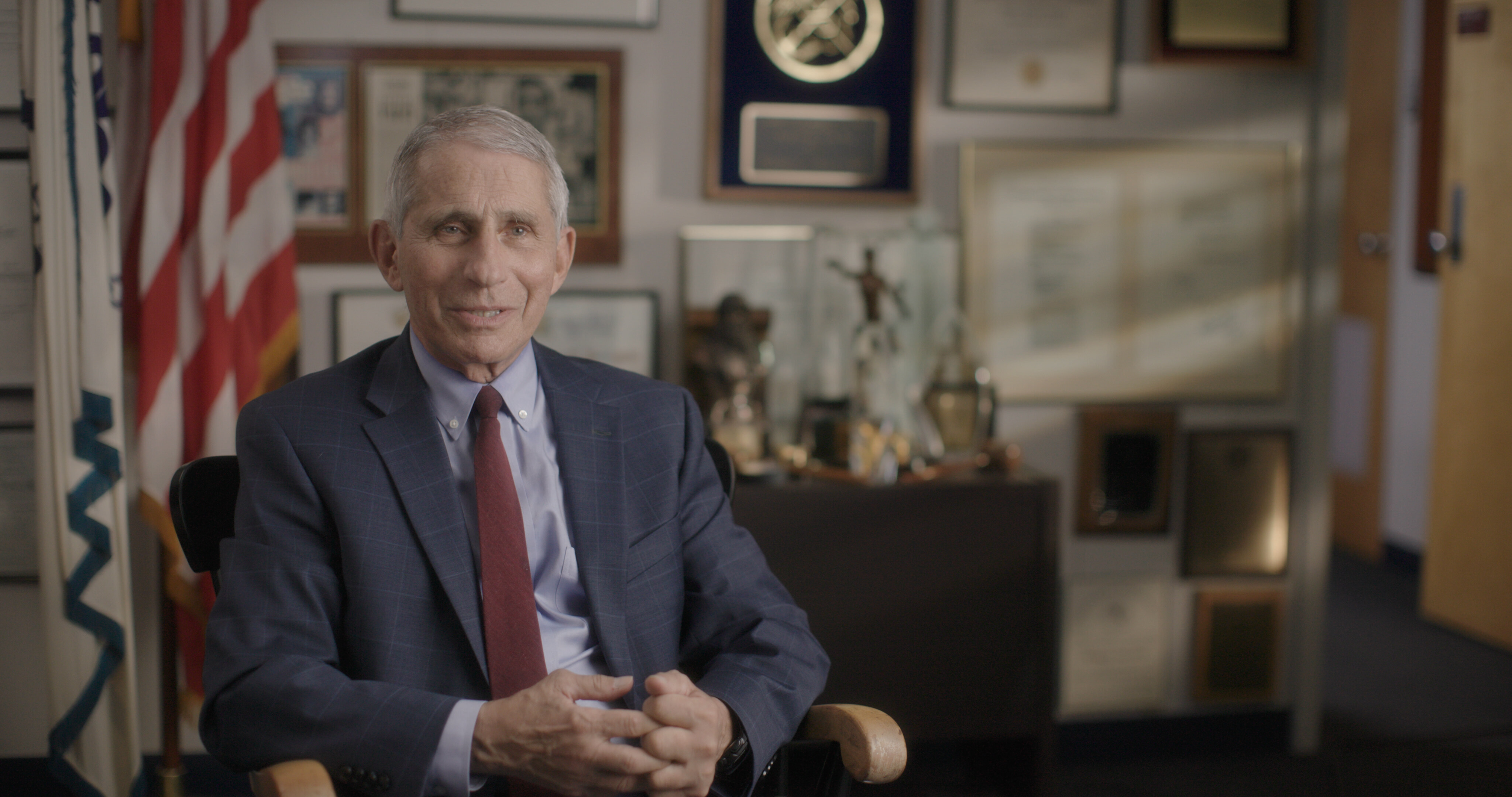 'Fauci' celebrates a life marked by public service — and more recently, political attacks