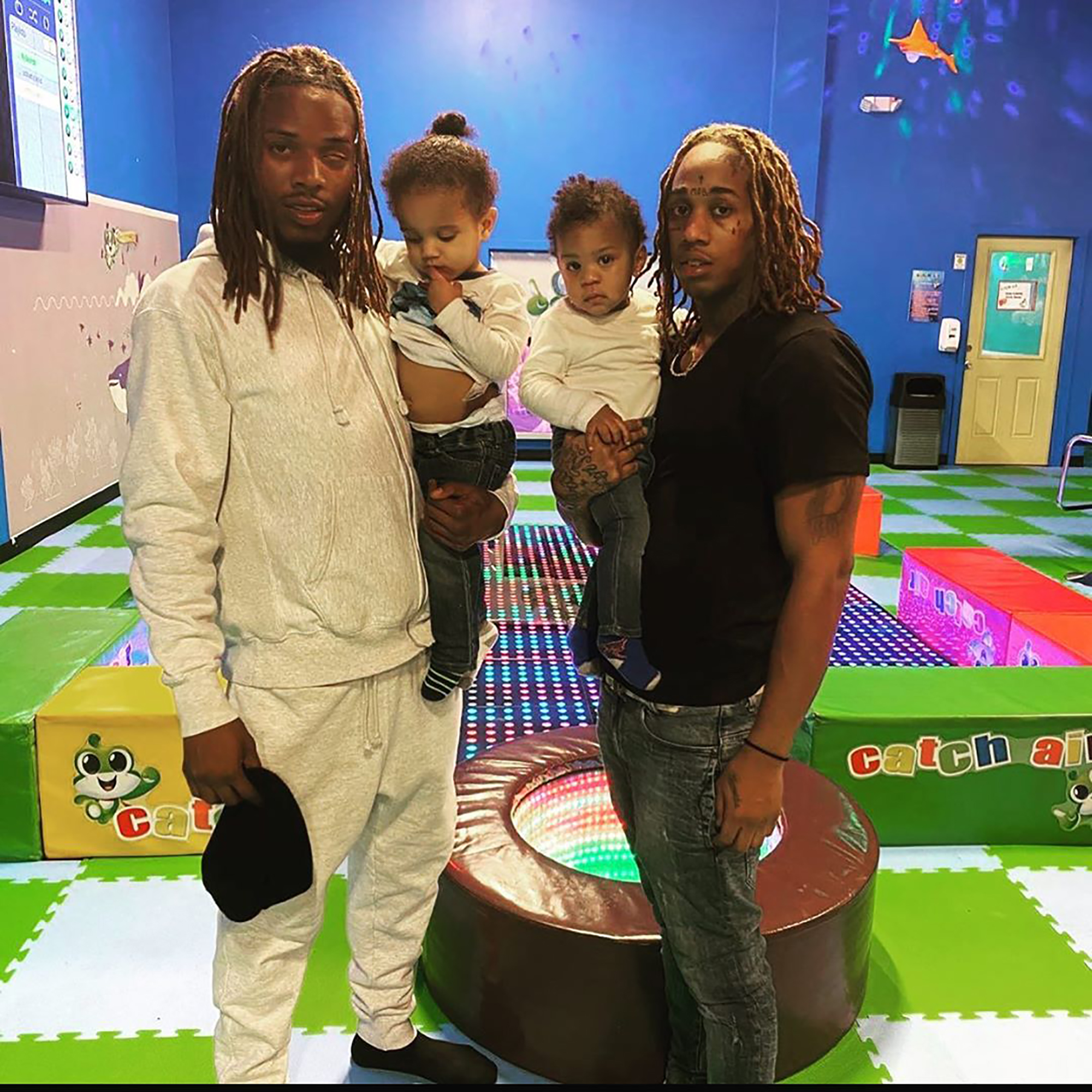 Rapper Fetty Wap's brother was shot and killed in New Jersey