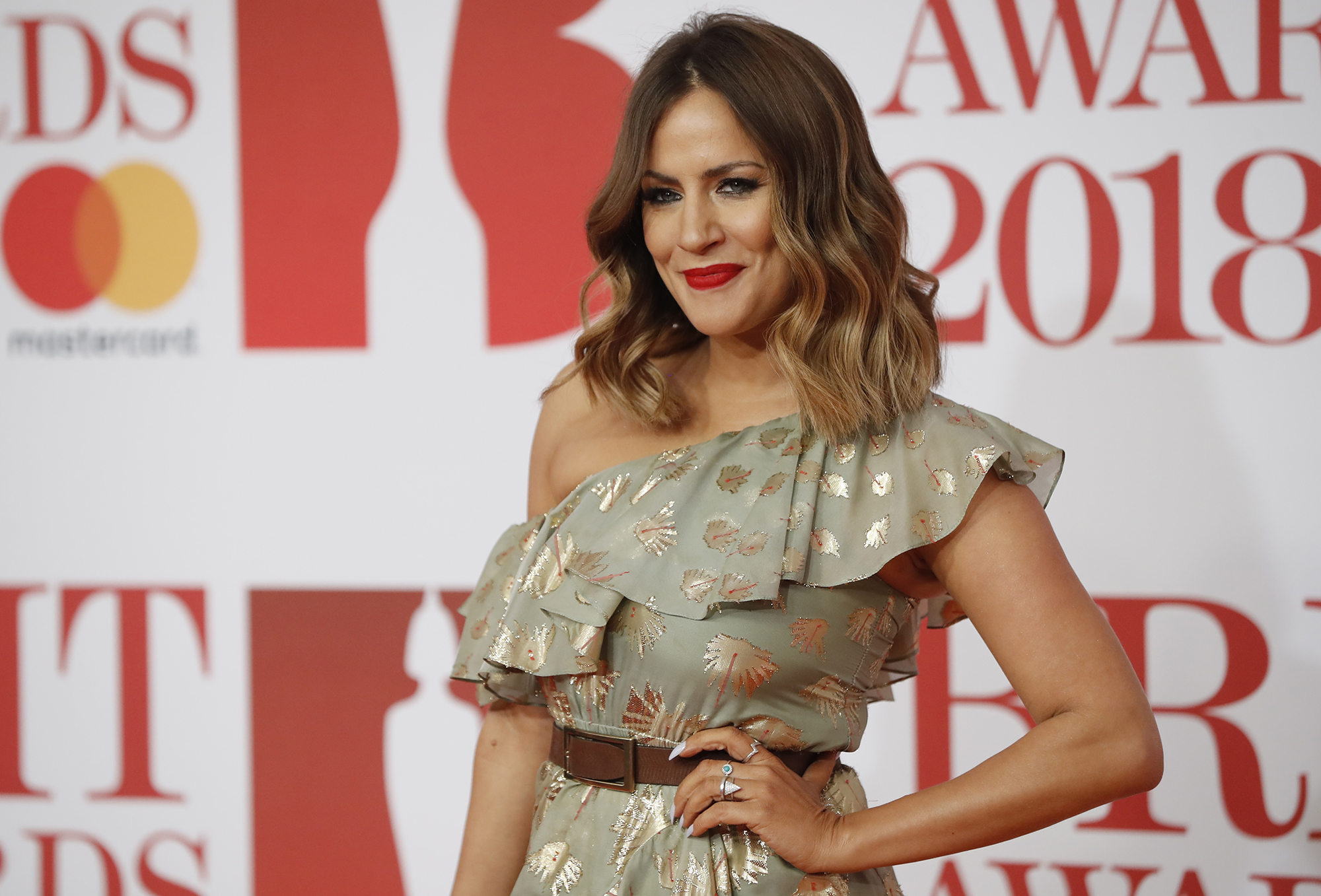 Caroline Flack's family releases star's unpublished social media post as inquest begins