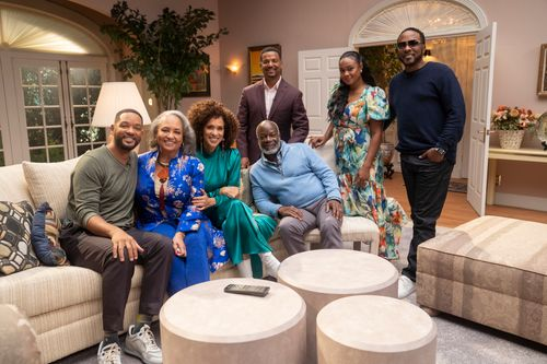 Image for 'Fresh Prince of Bel-Air' reunion gives all the feels