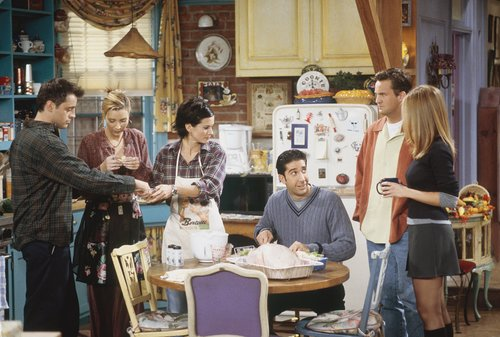 Image for The 25 most relatable 'Friends' episodes as the show turns 25