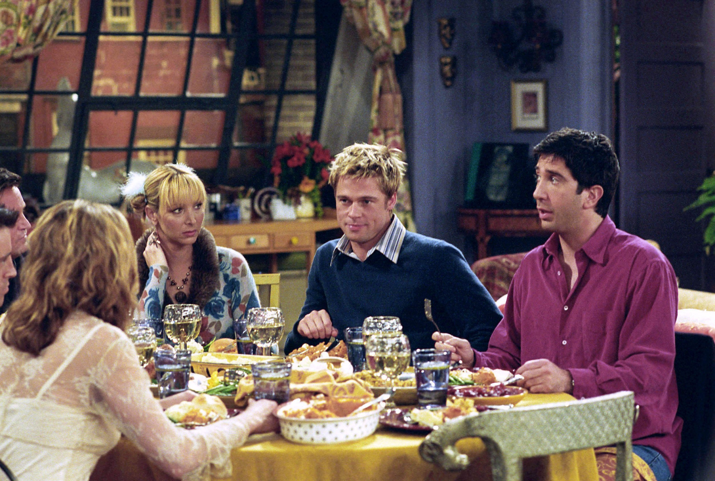 'Friends' 25th anniversary: 10 big stars who made guest appearances on the hit sitcom