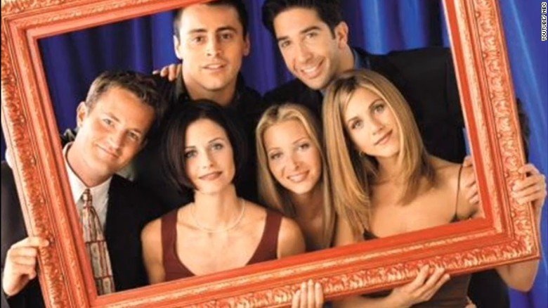 'Friends' 25th anniversary: The iconic 90s TV show remains popular — especially in China