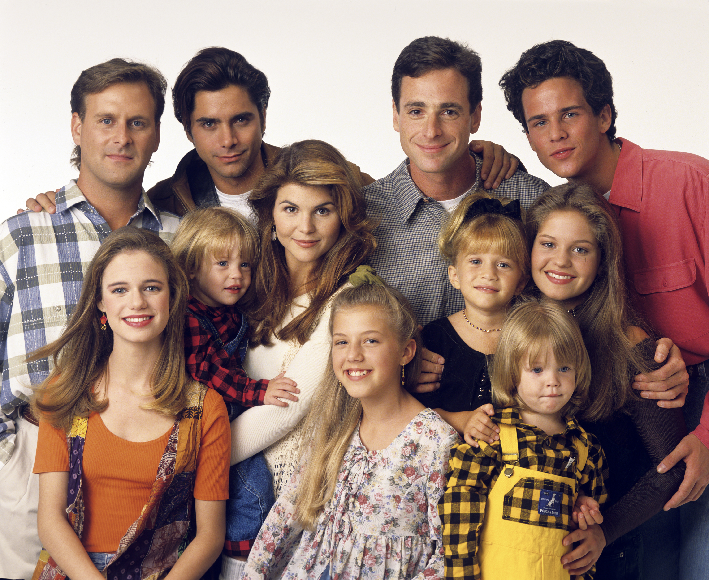 'Full House' cast recreates opening as 'Full Quarantine'