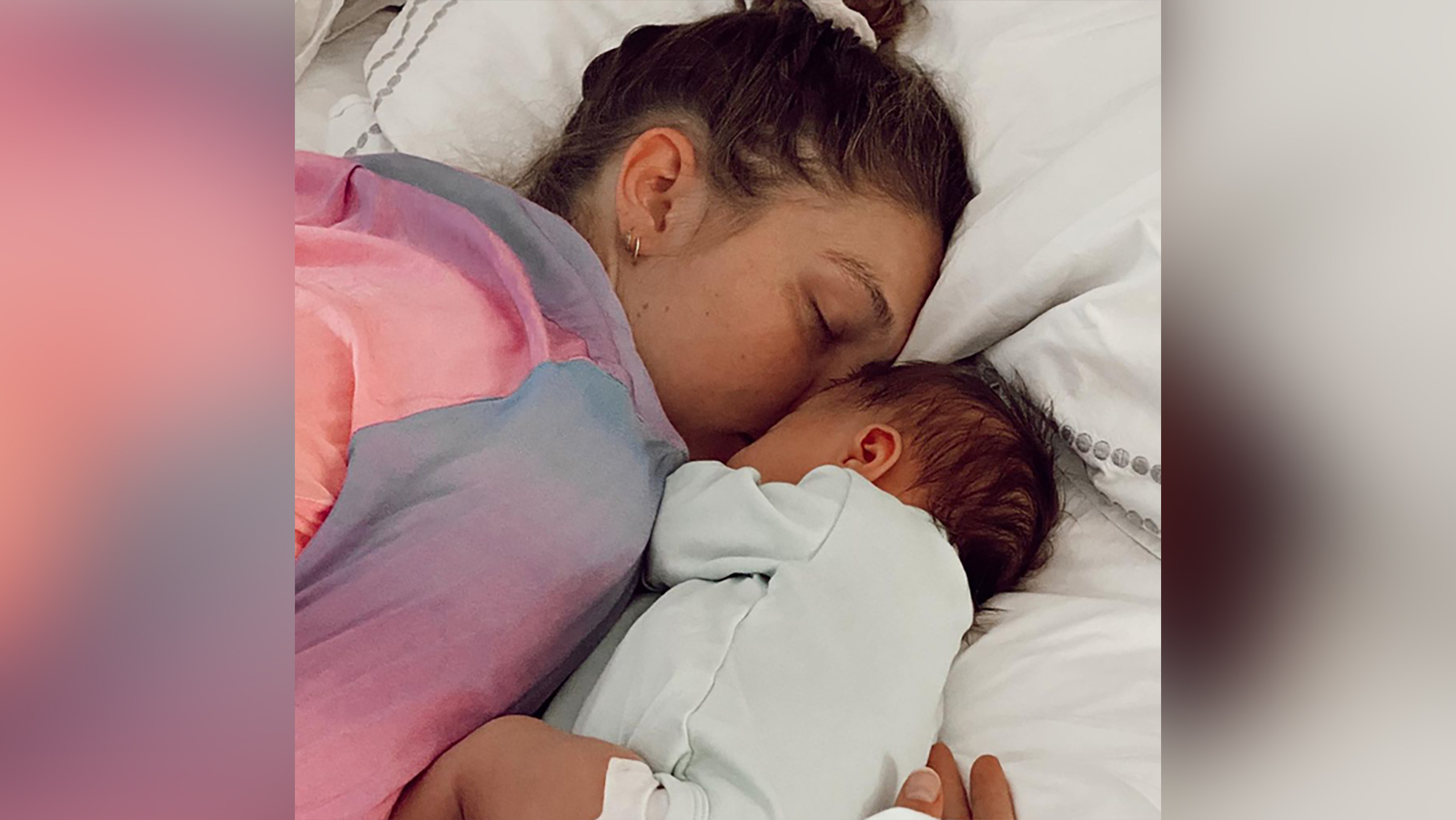 Gigi Hadid celebrates first Mother's Day with heartfelt tribute to daughter Khai