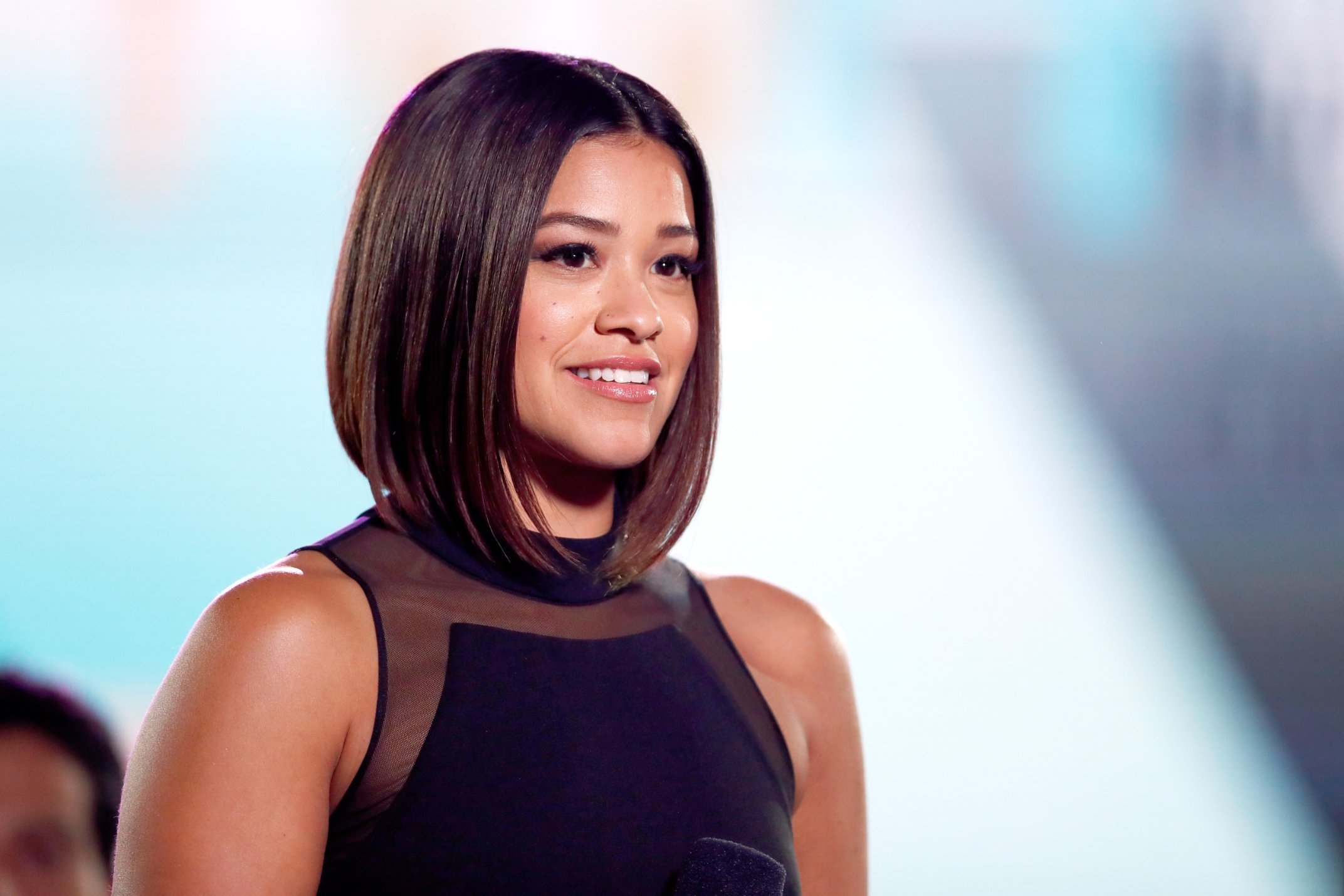 Actress Gina Rodriguez comes under fire over her use of the n-word