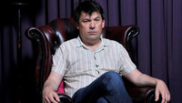 Graham Linehan, creator of 'The IT Crowd' and 'Father Ted,' has been removed from Twitter