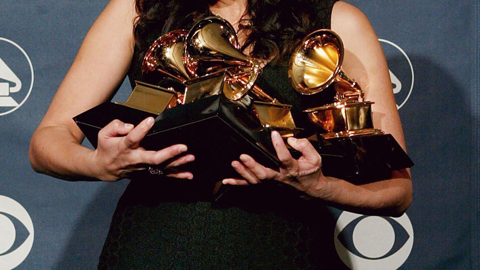 Grammy nominees revealed