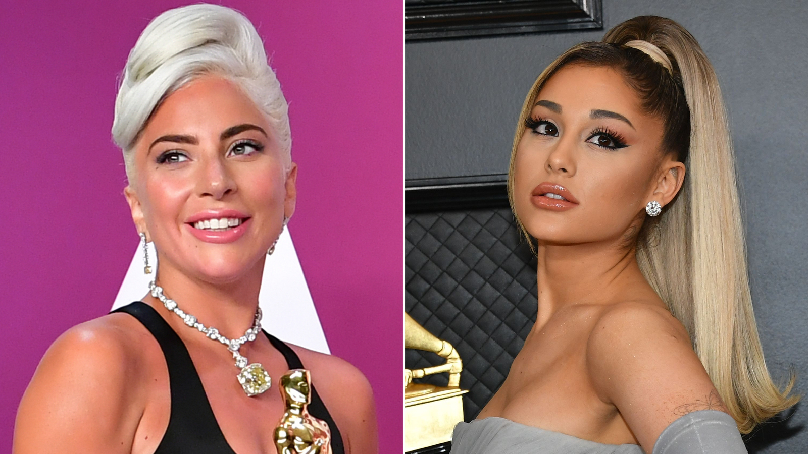 Ariana Grande and Lady Gaga release 'Rain on Me'