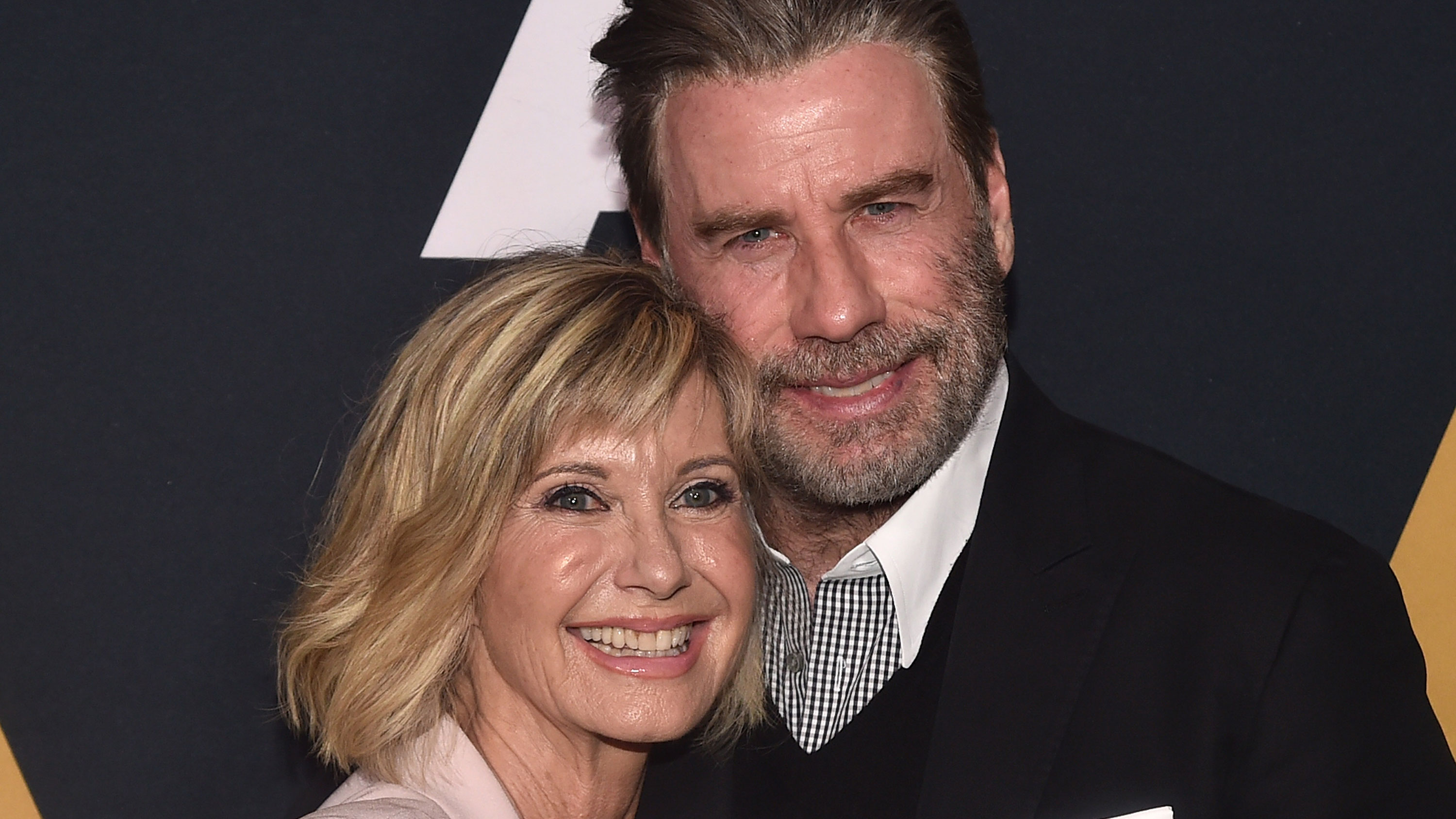 Olivia Newton-John and John Travolta bring back their iconic 'Grease' characters