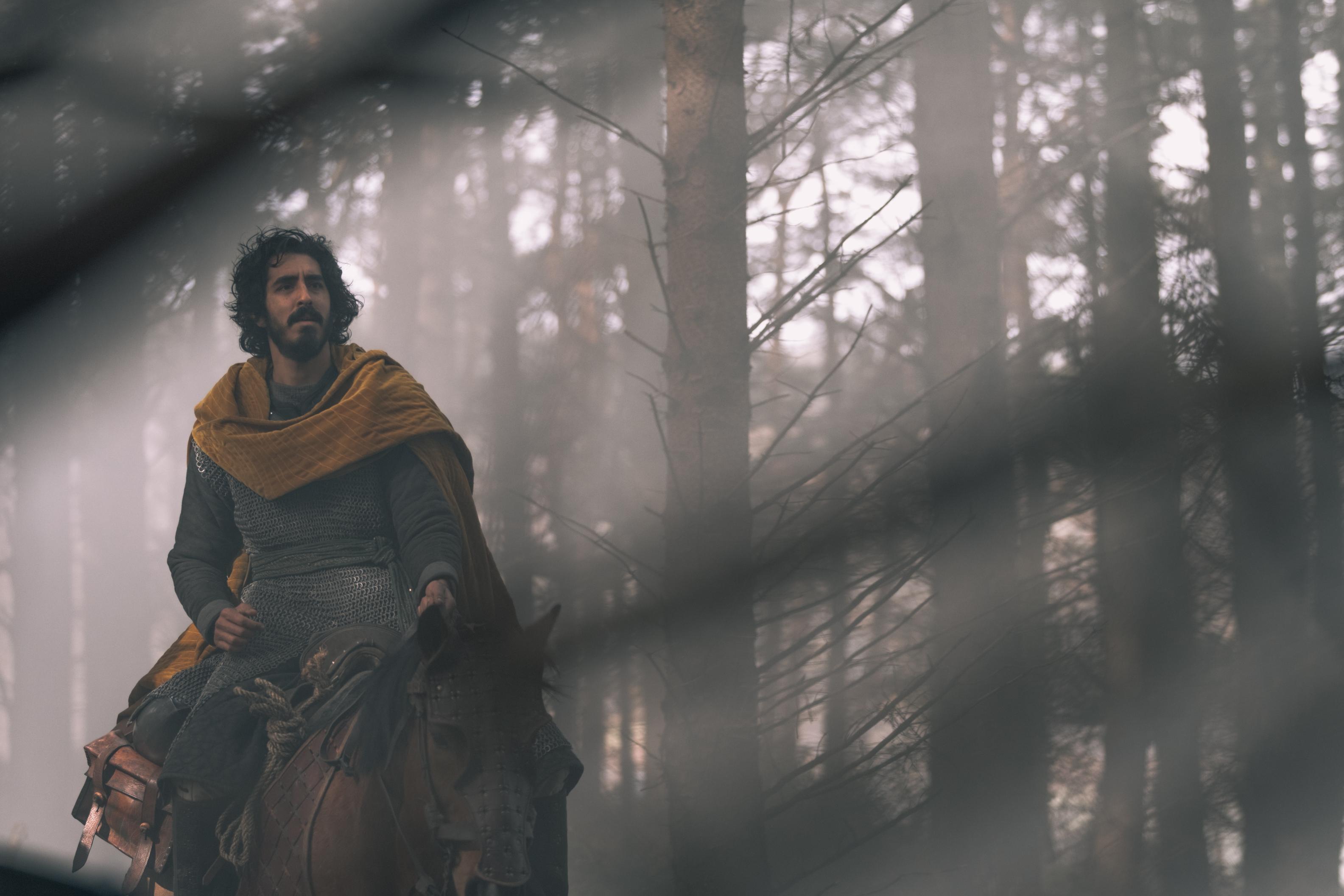 'The Green Knight' takes a dream-like trip through the Arthurian legend