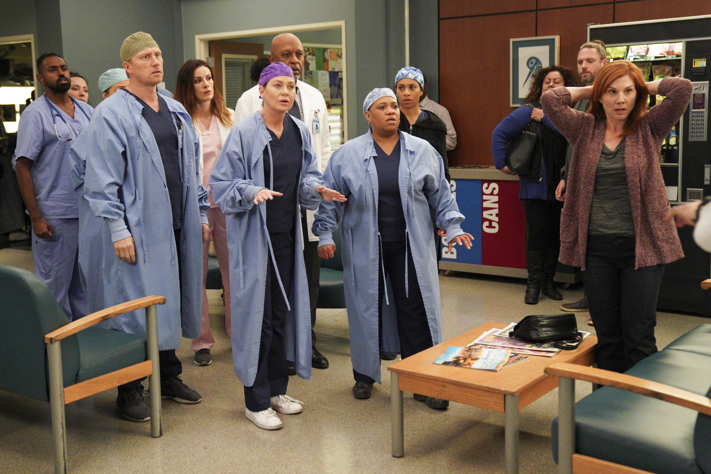 'Grey's Anatomy' season ending early after coronavirus concerns suspended production