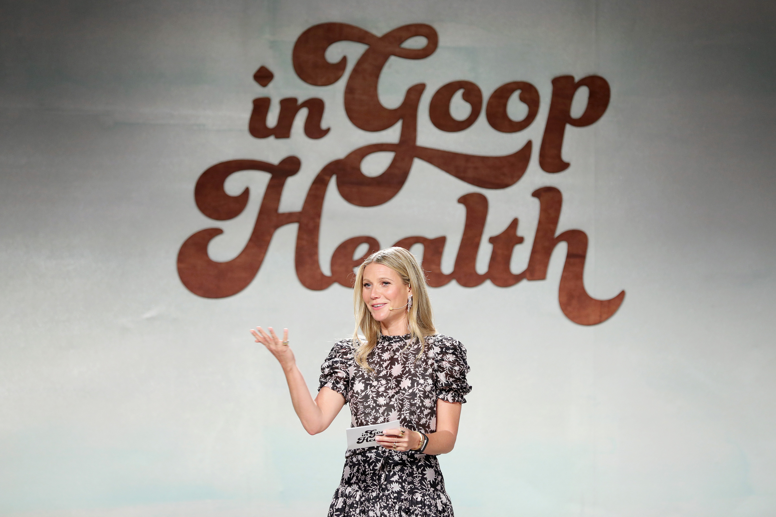 Gwyneth Paltrow, star of 'Contagion,' is taking her coronavirus worries seriously