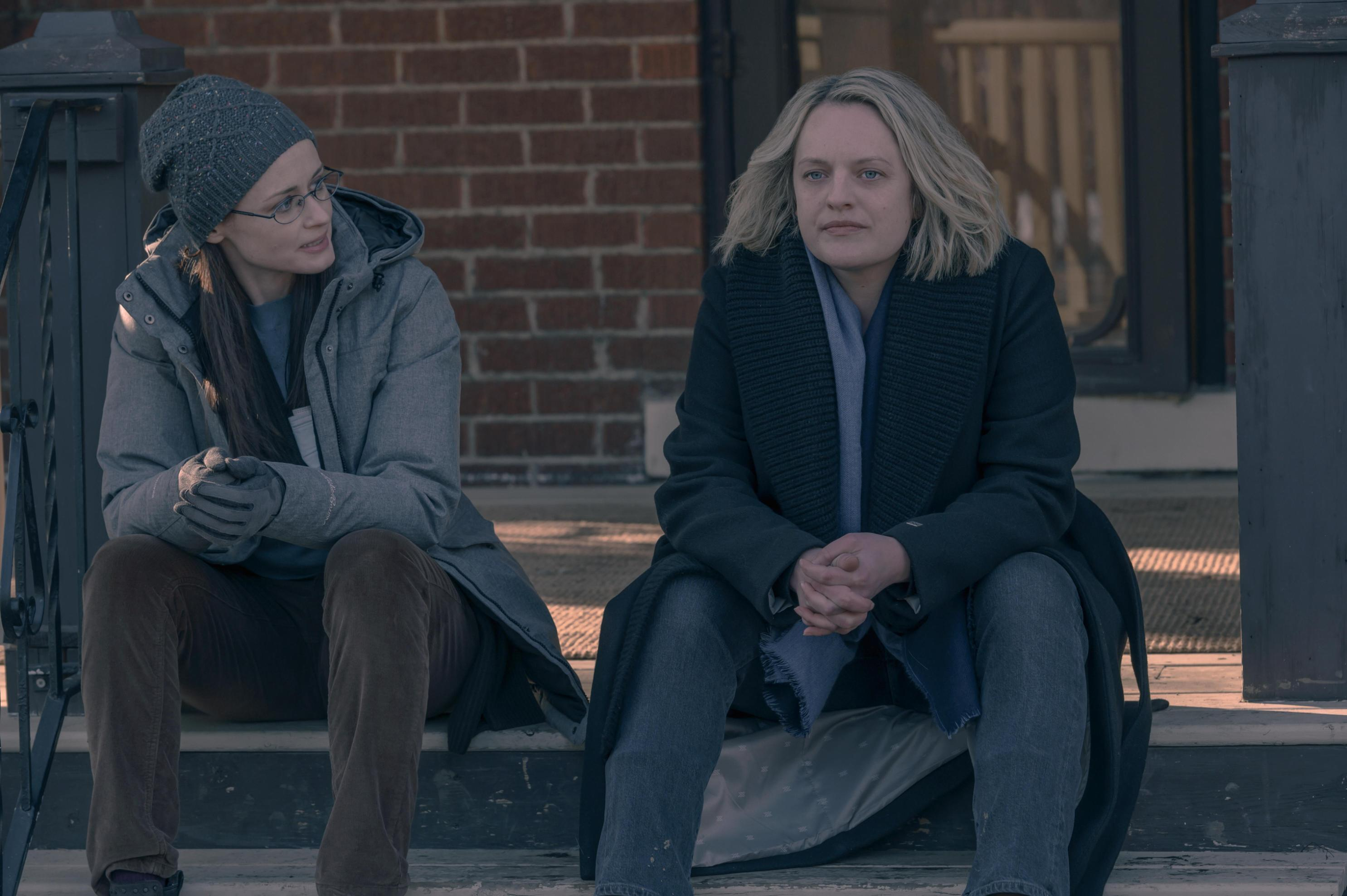 'The Handmaid's Tale' delivers a major shock in its fourth-season finale