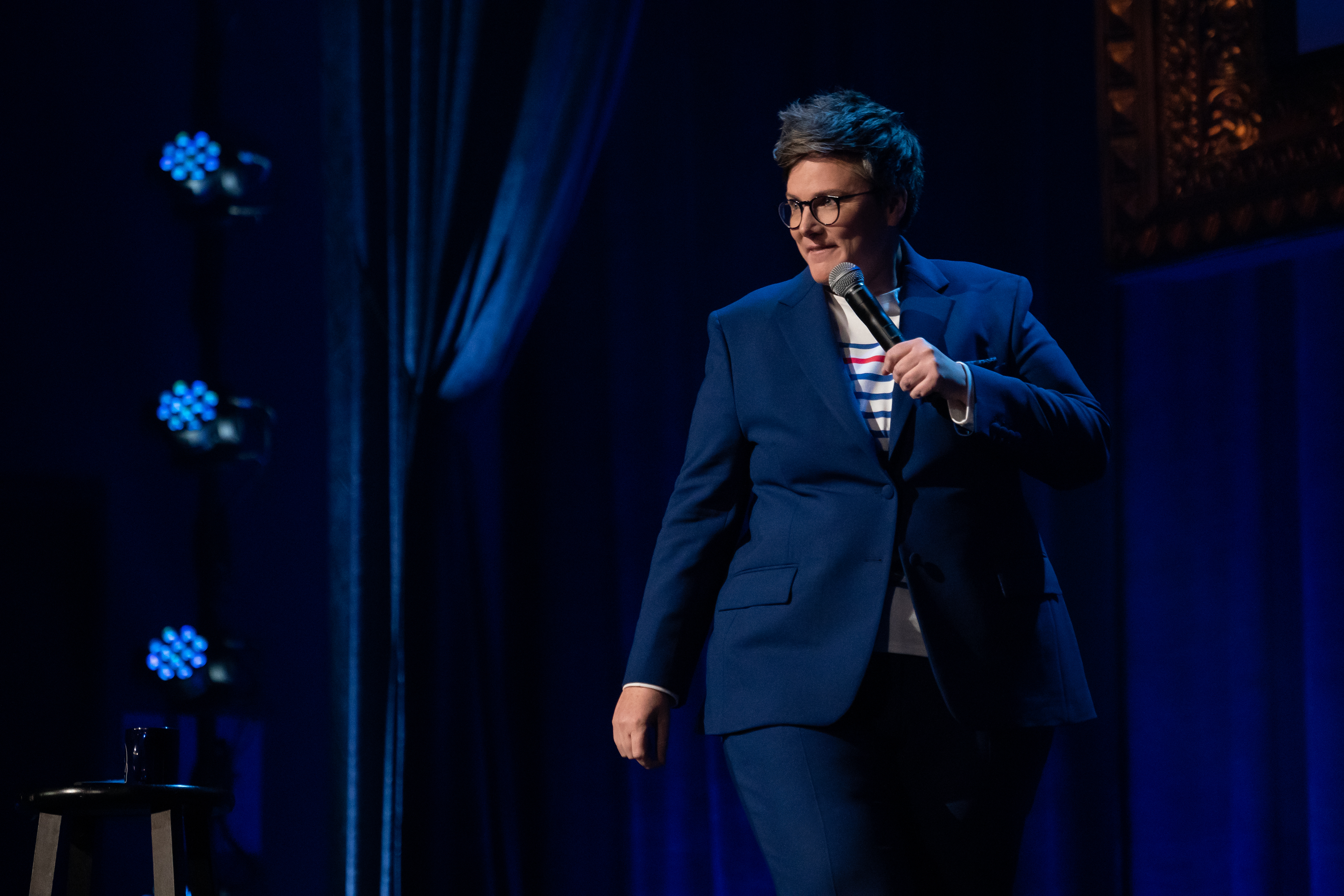Hannah Gadsby feels the pressure of her success in 'Nanette' follow-up 'Douglas'