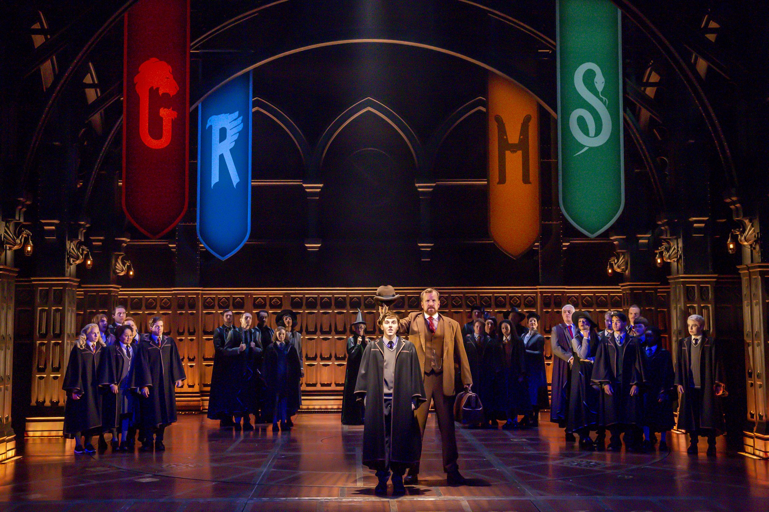 'Harry Potter and the Cursed Child' will premiere on Broadway in November