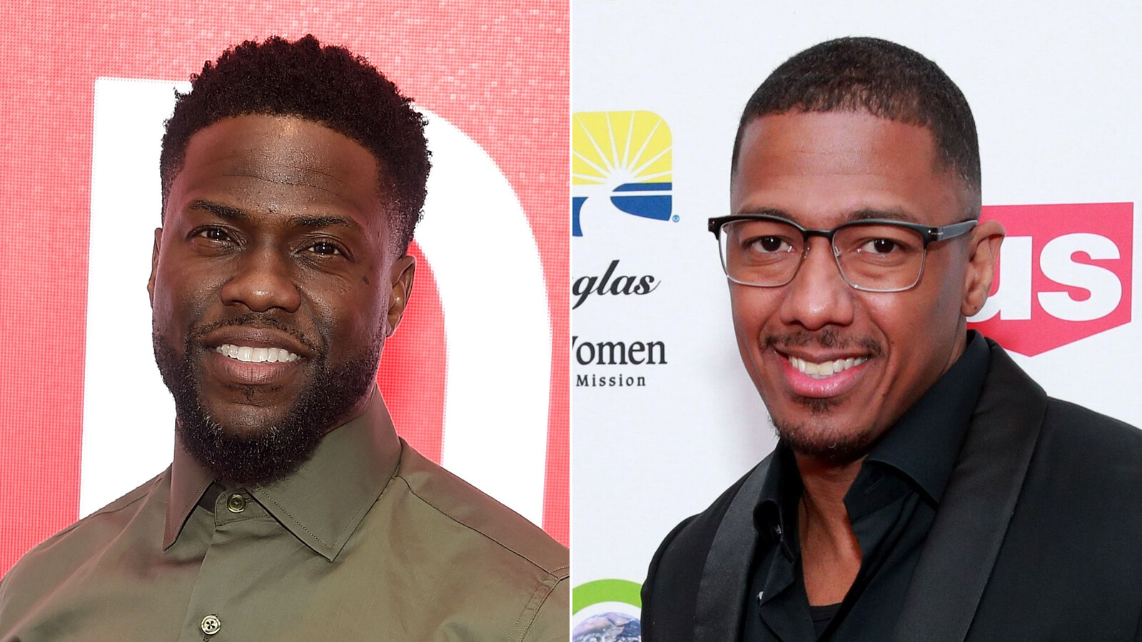 Kevin Hart posts Nick Cannon's number on billboard offering fatherhood advice