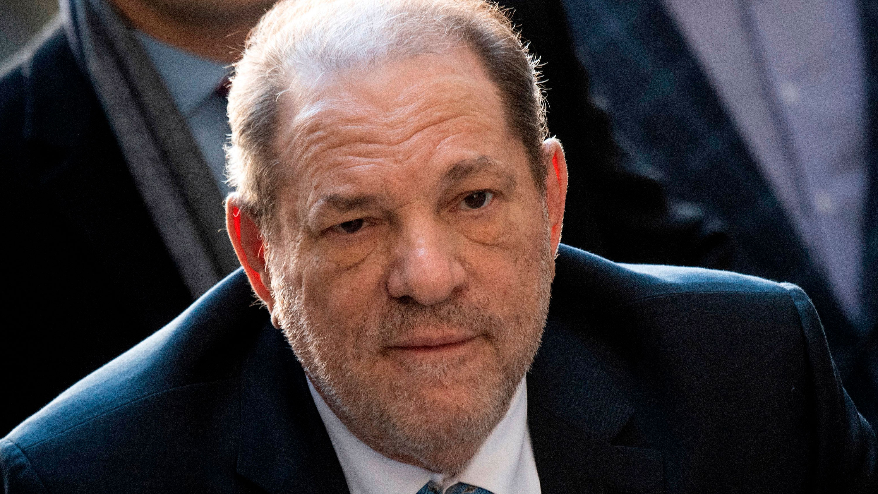 Judge rejects Harvey Weinstein's $19 million settlement with accusers