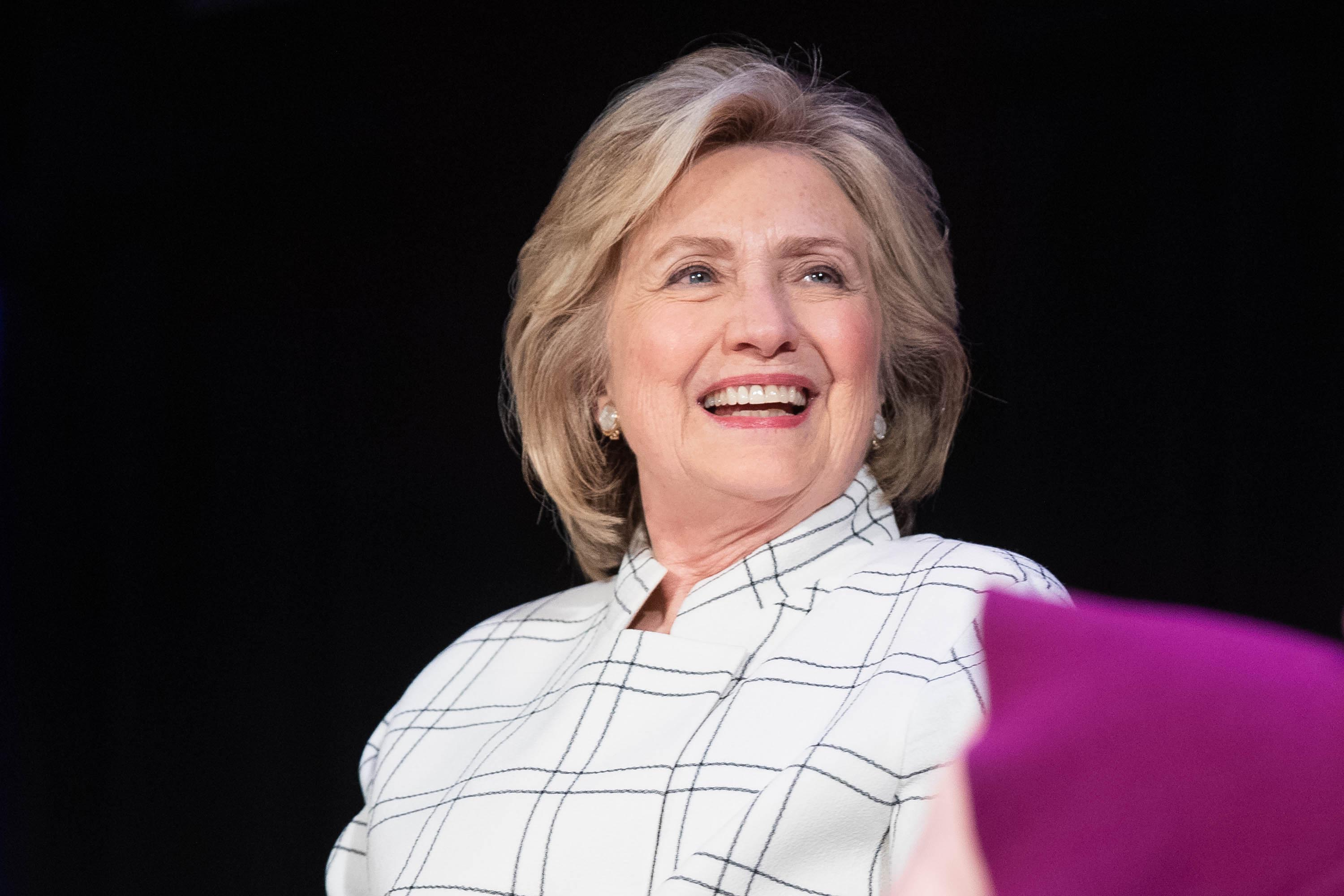 Hillary Clinton goes on Howard Stern's show for the first time