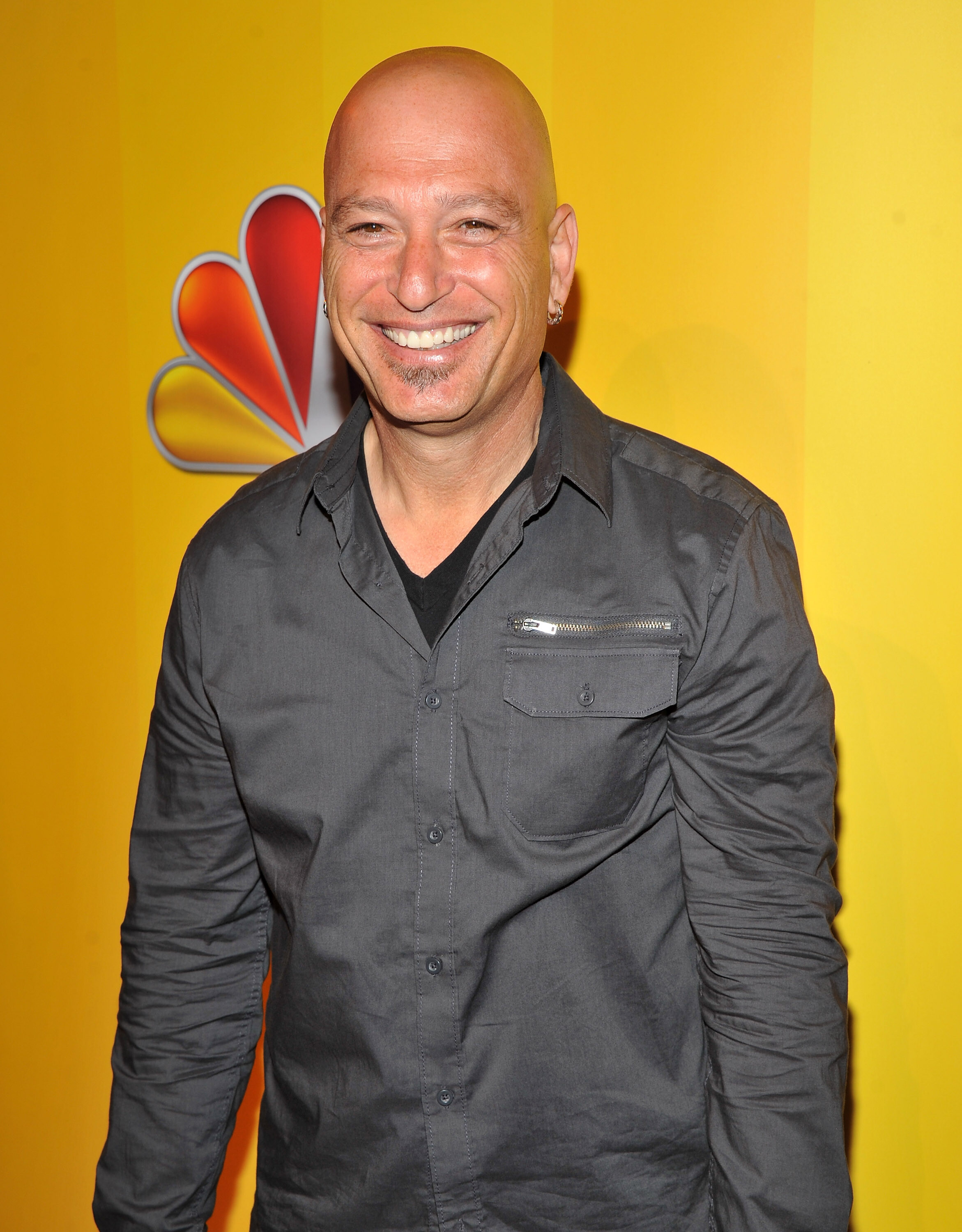 Howie Mandel shares he's ok after collapsing at Starbucks