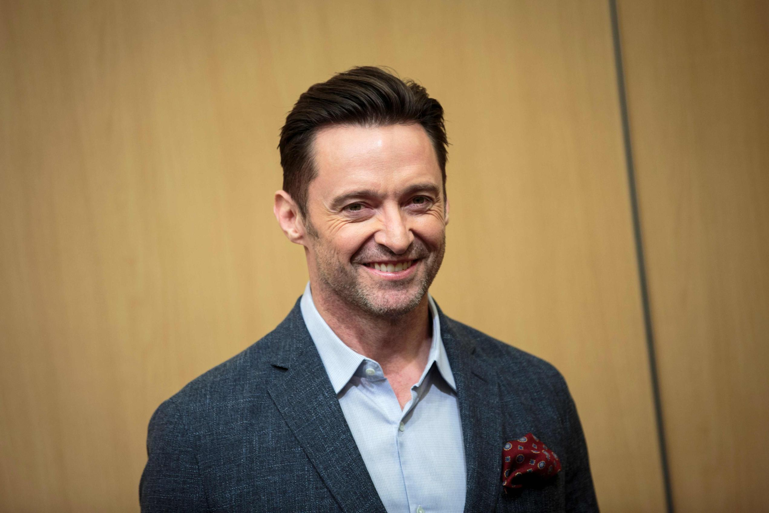 Hugh Jackman talks future of 'The Music Man' after abuse allegations against producer Scott Rudin surface