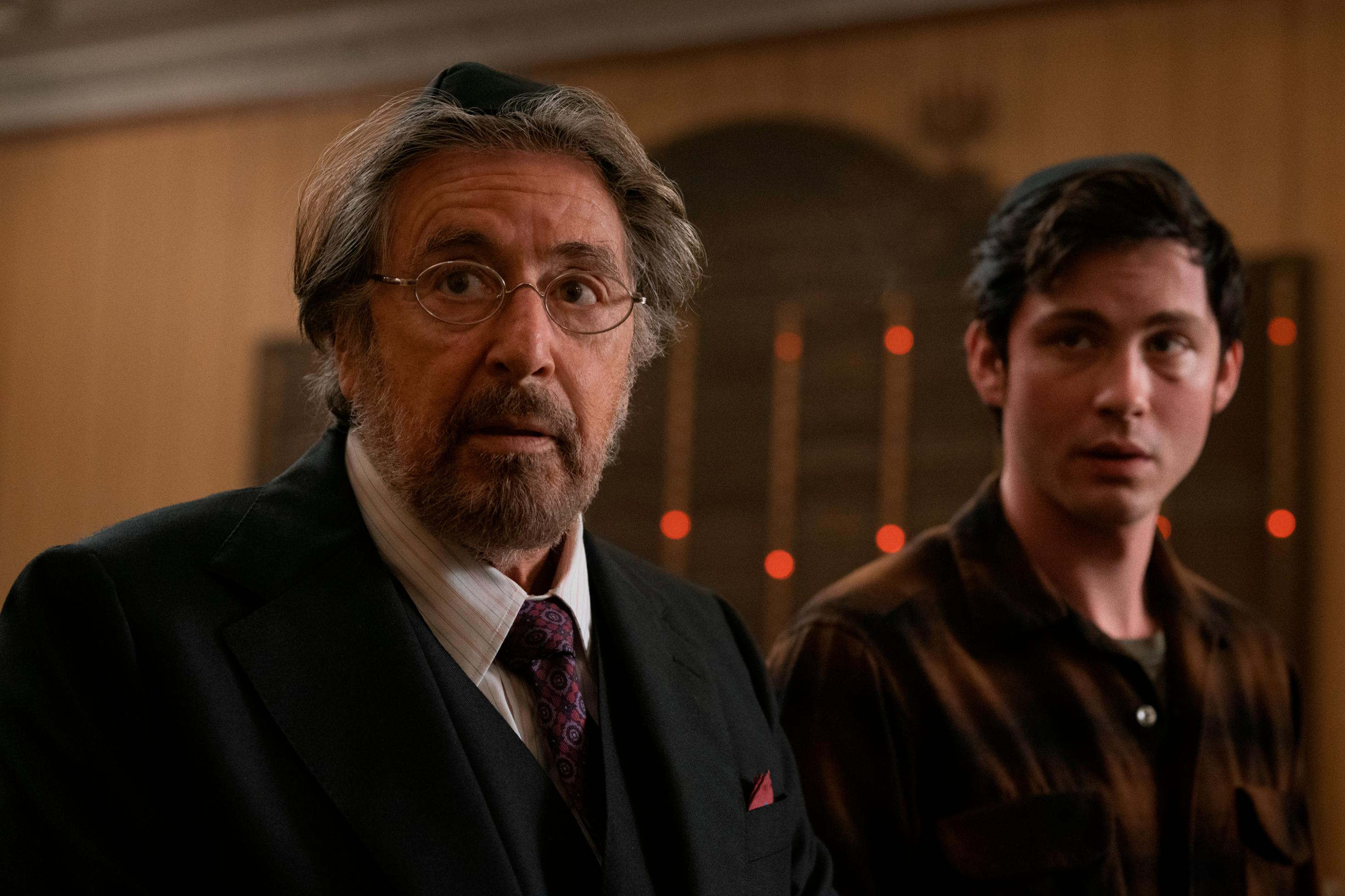 Al Pacino hunts Nazis in 'Hunters,' a series whose premise tops its execution