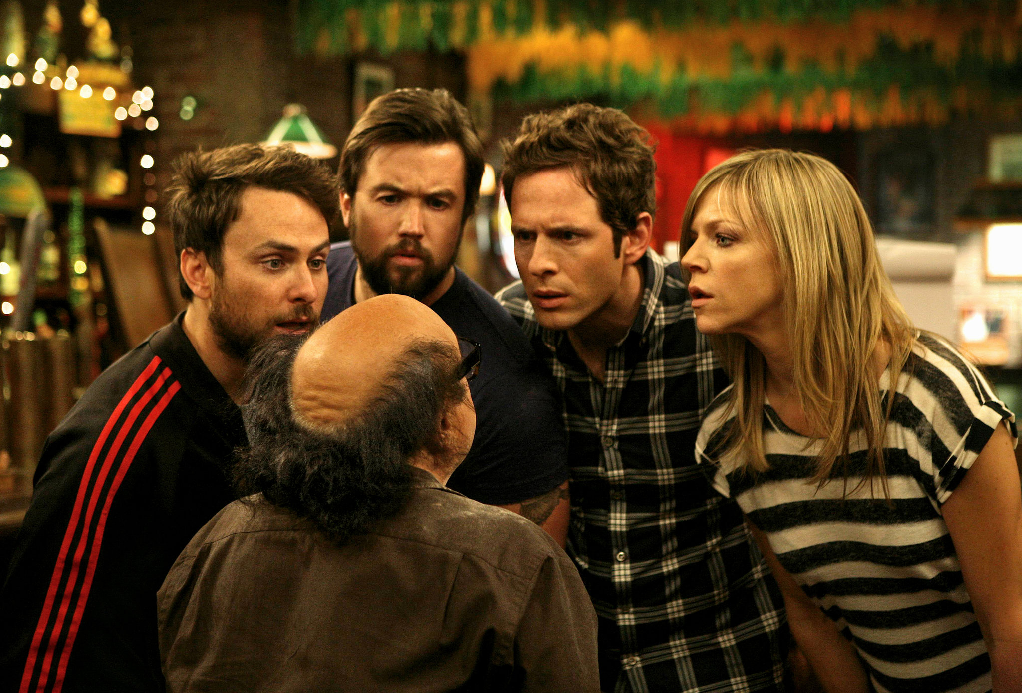 'It's Always Sunny in Philadelphia' gang will be back for record-breaking 15th season