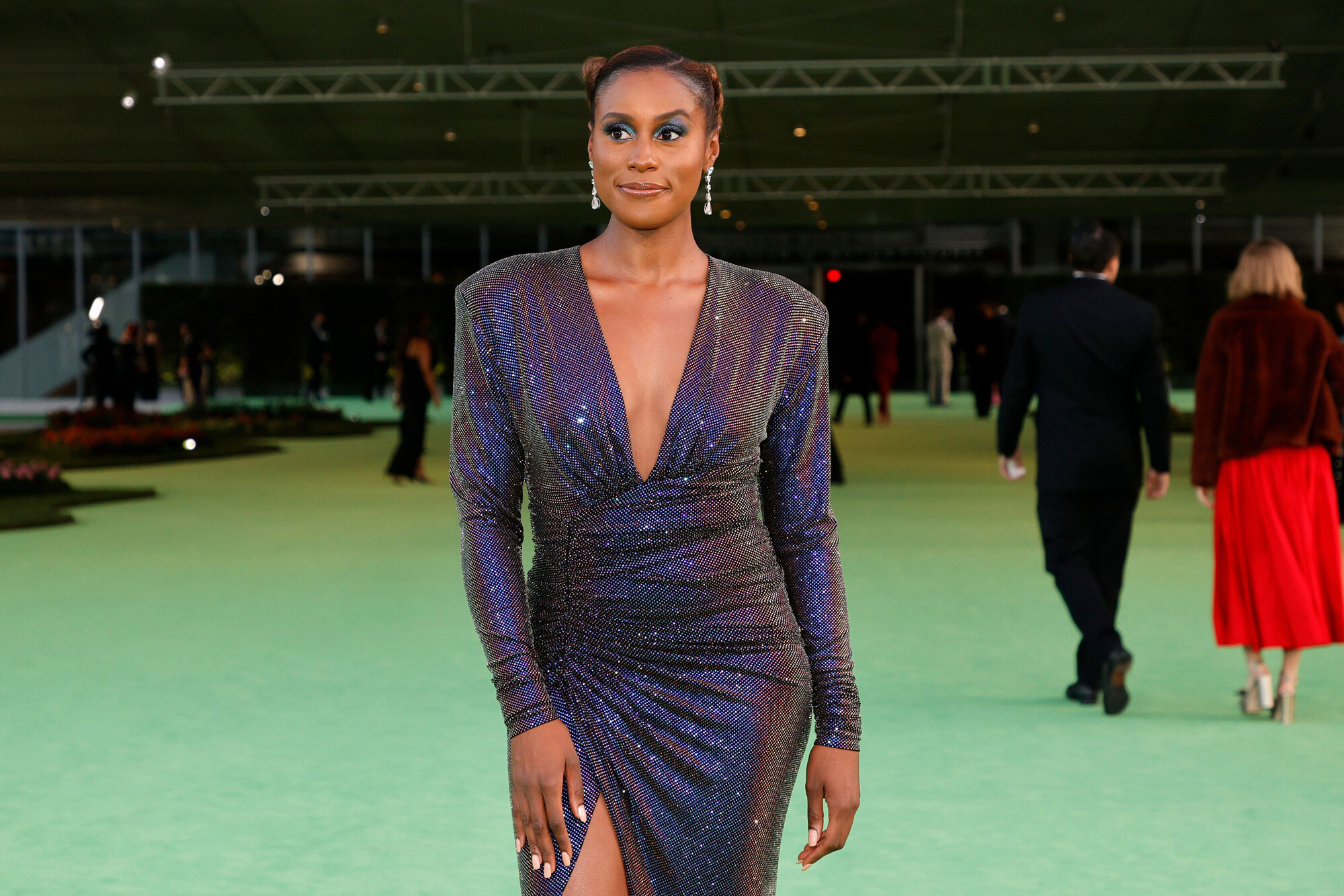 Issa Rae says she was told to include a White character in her shows to make audiences care