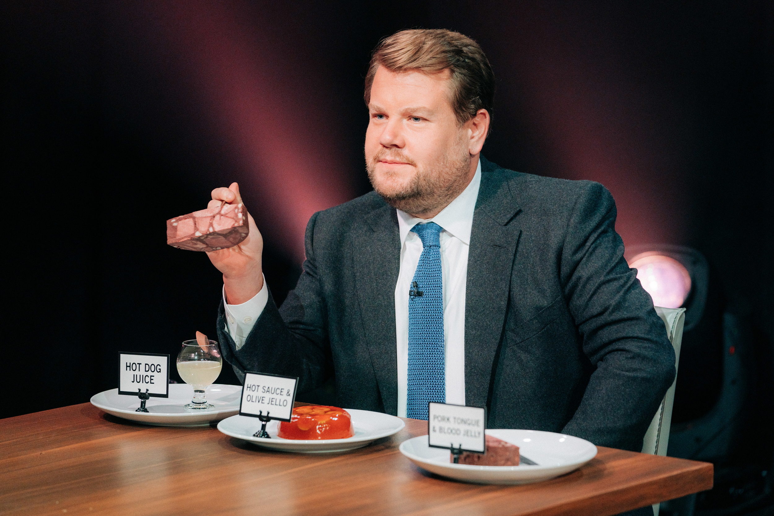 James Corden's 'Spill Your Guts' segment is facing criticism for being culturally insensitive