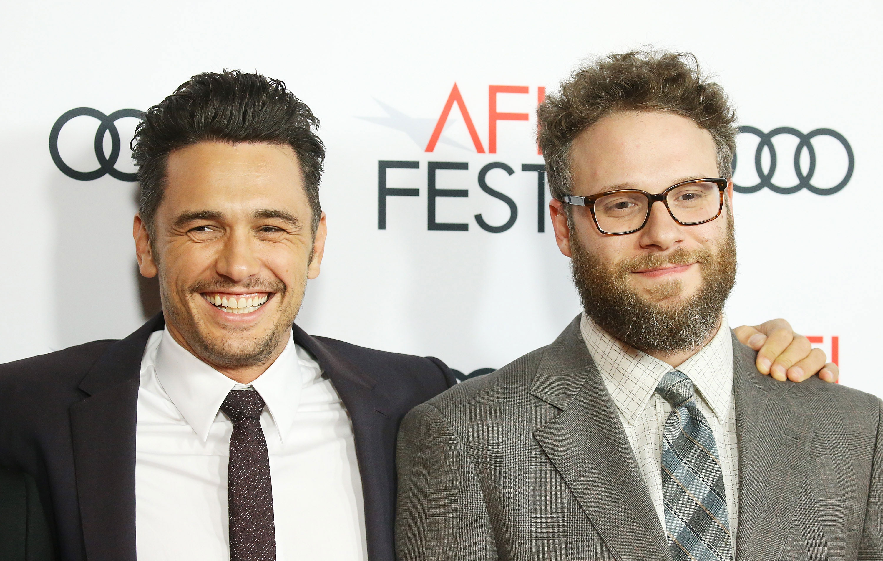 Seth Rogen says he has no plans to work with James Franco again