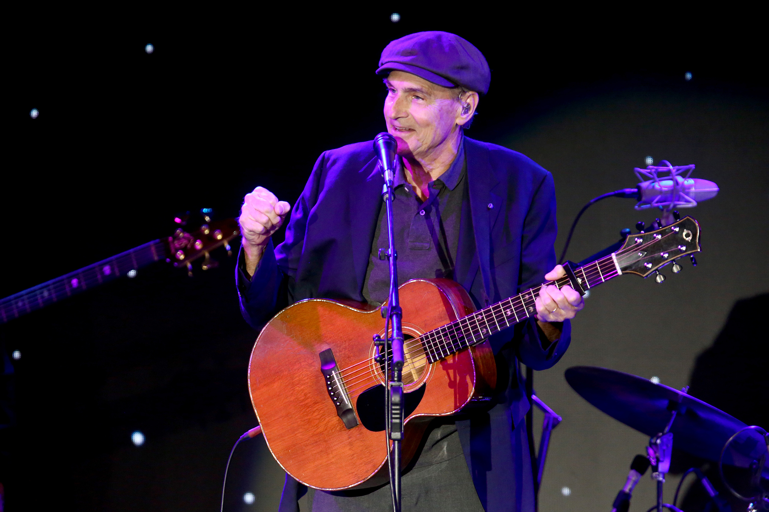 James Taylor announced a new album and a tour with Jackson Browne