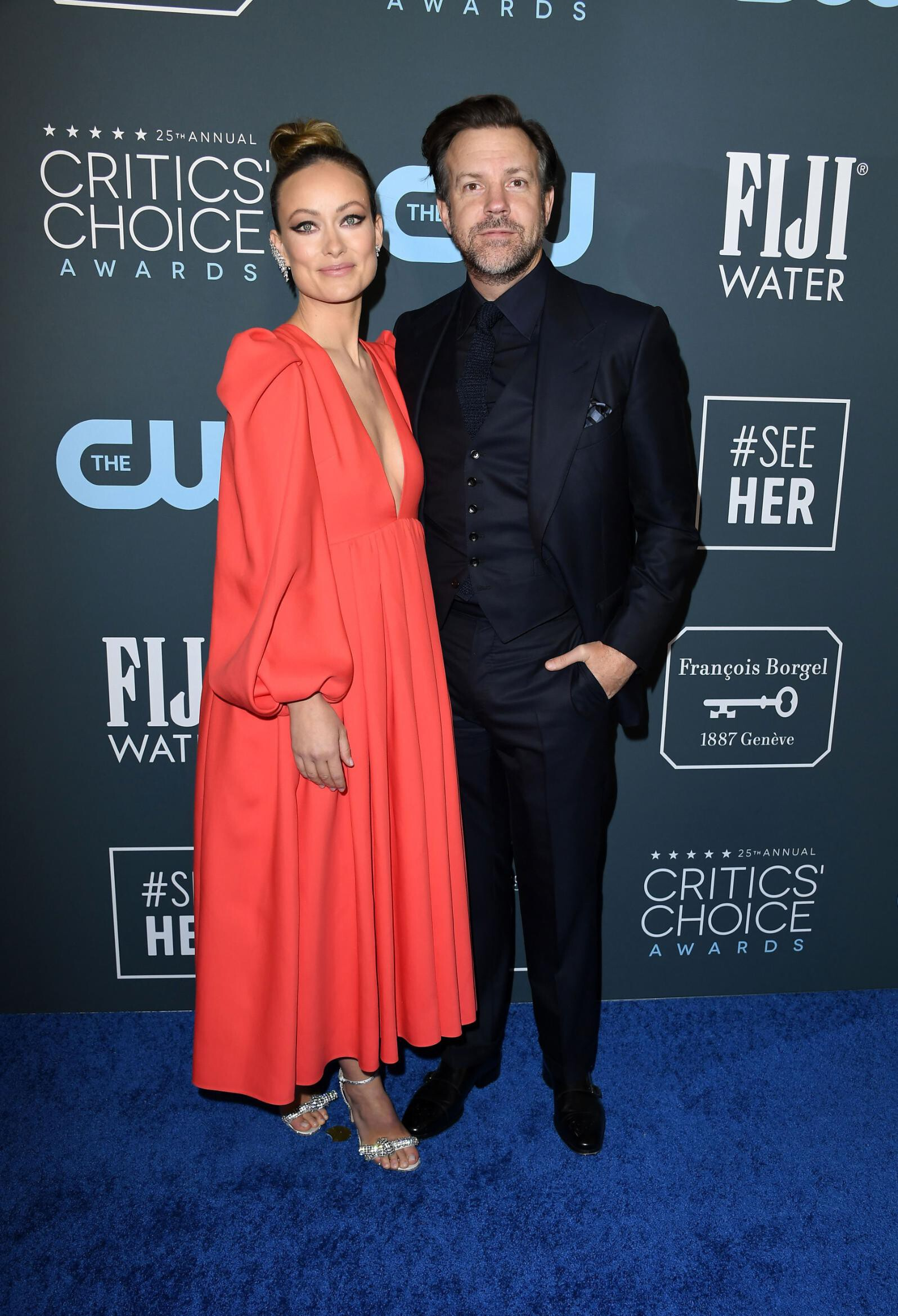 Jason Sudeikis isn't sure what happened with the Olivia Wilde breakup