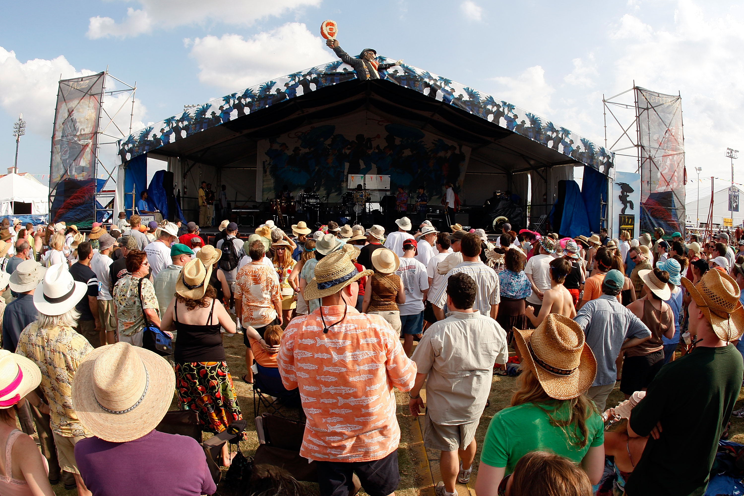 New Orleans Jazz Fest pushed to October due to Covid-19
