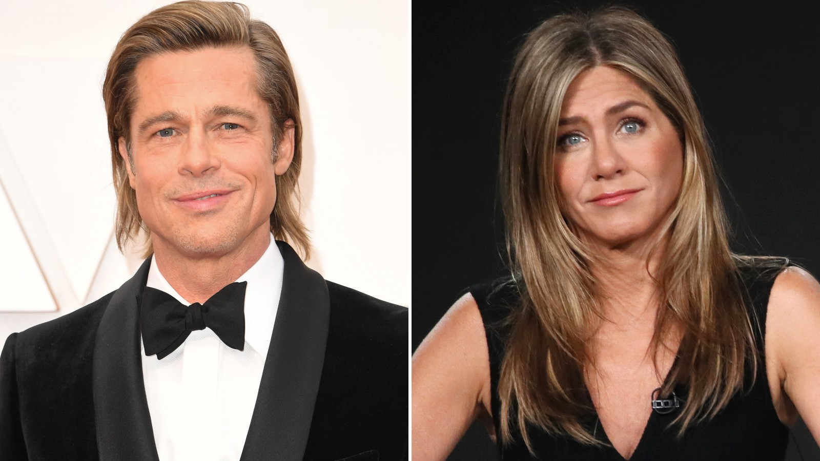 Jennifer Aniston and Brad Pitt reunited again, this time for a good cause