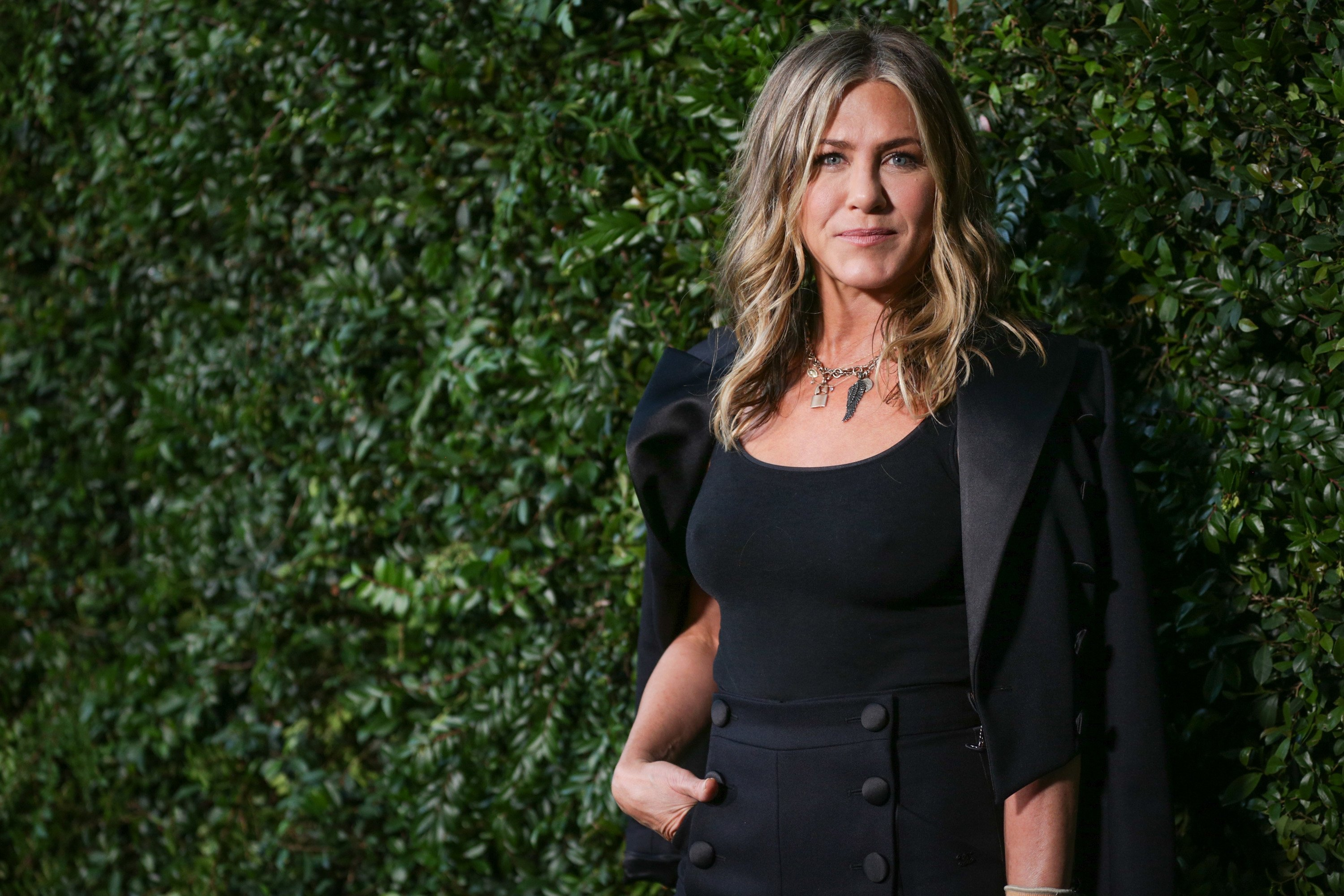 Jennifer Aniston broke Instagram with her debut