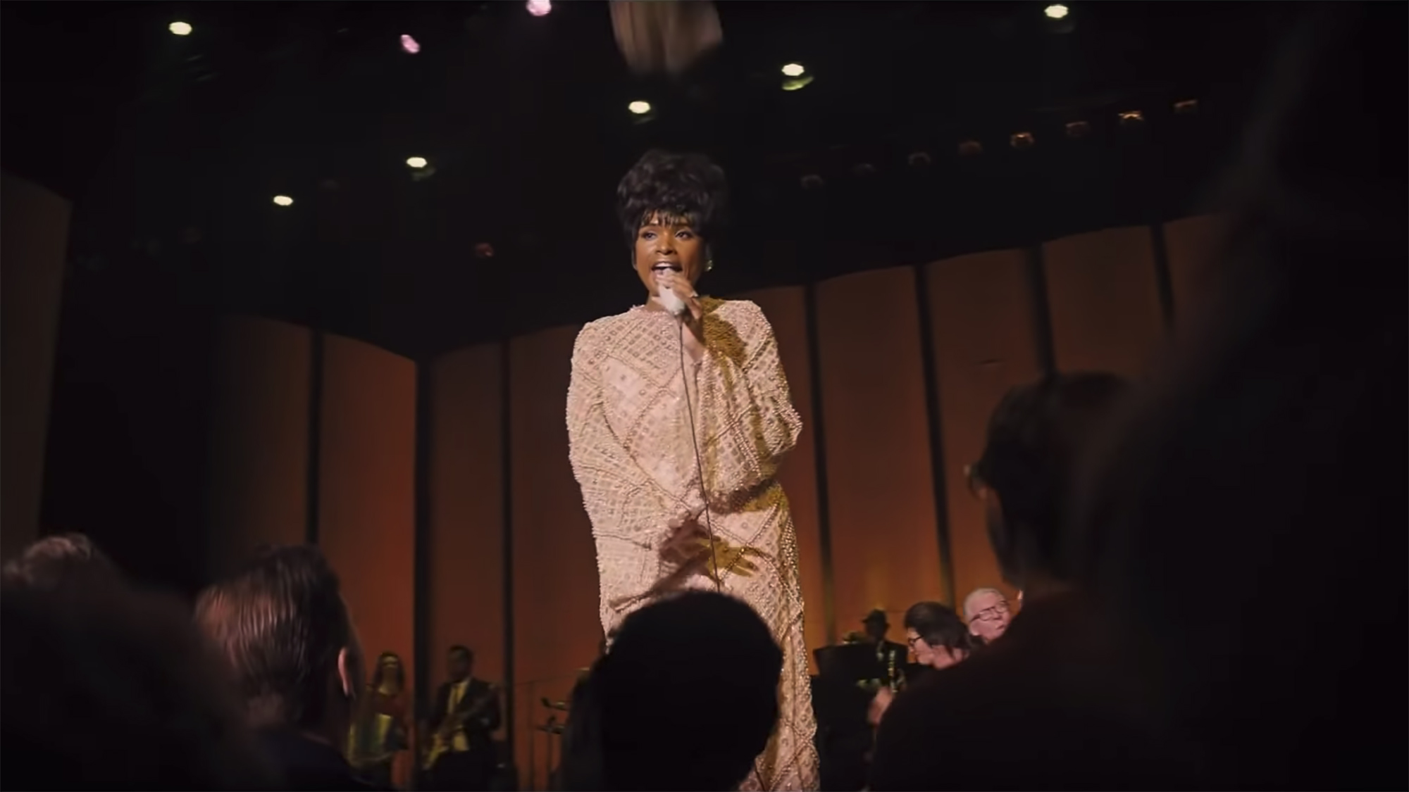 Jennifer Hudson is Aretha Franklin in new trailer for 'Respect' biopic
