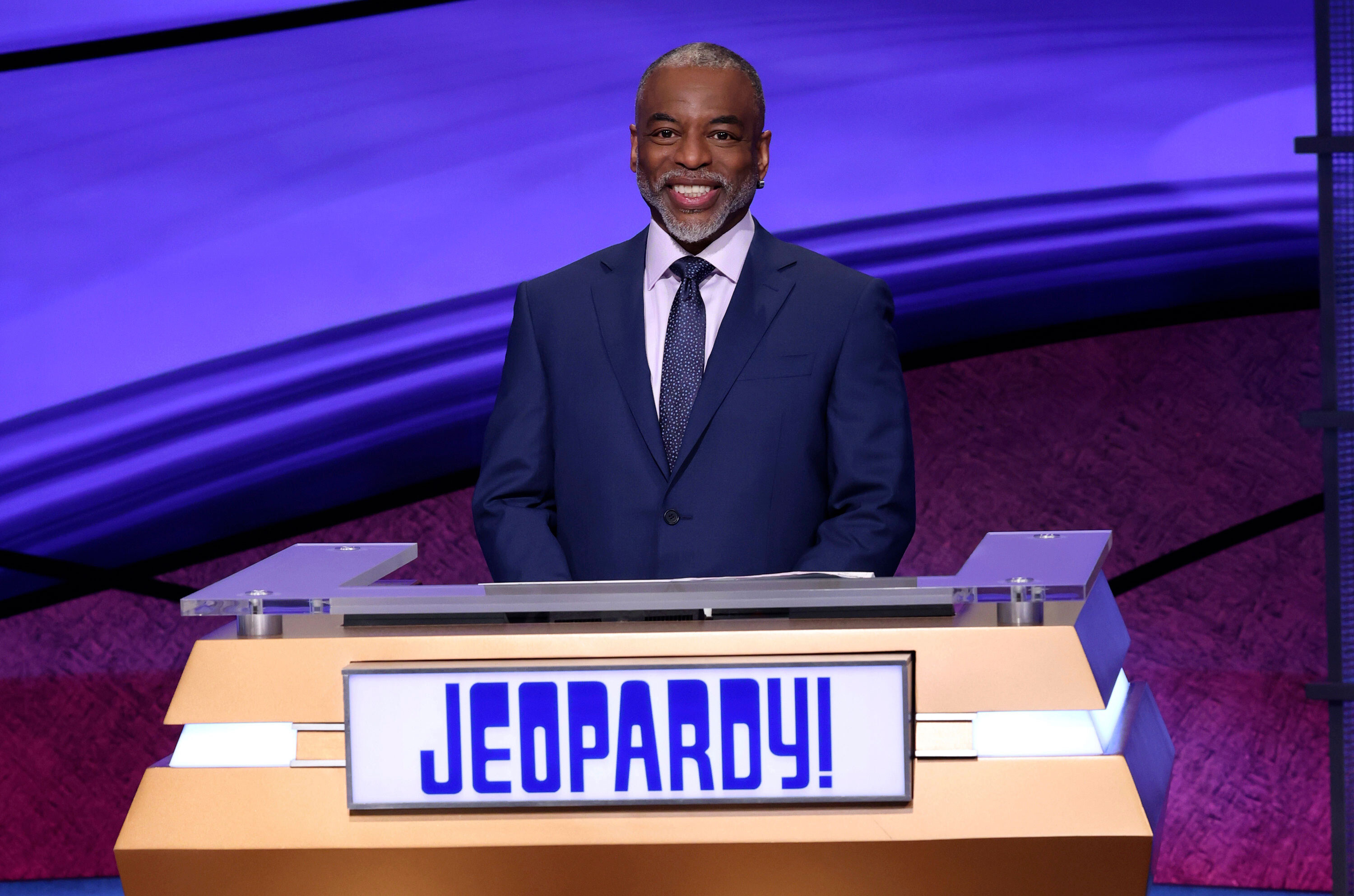 LeVar Burton makes his 'Jeopardy!' guest host debut on Monday