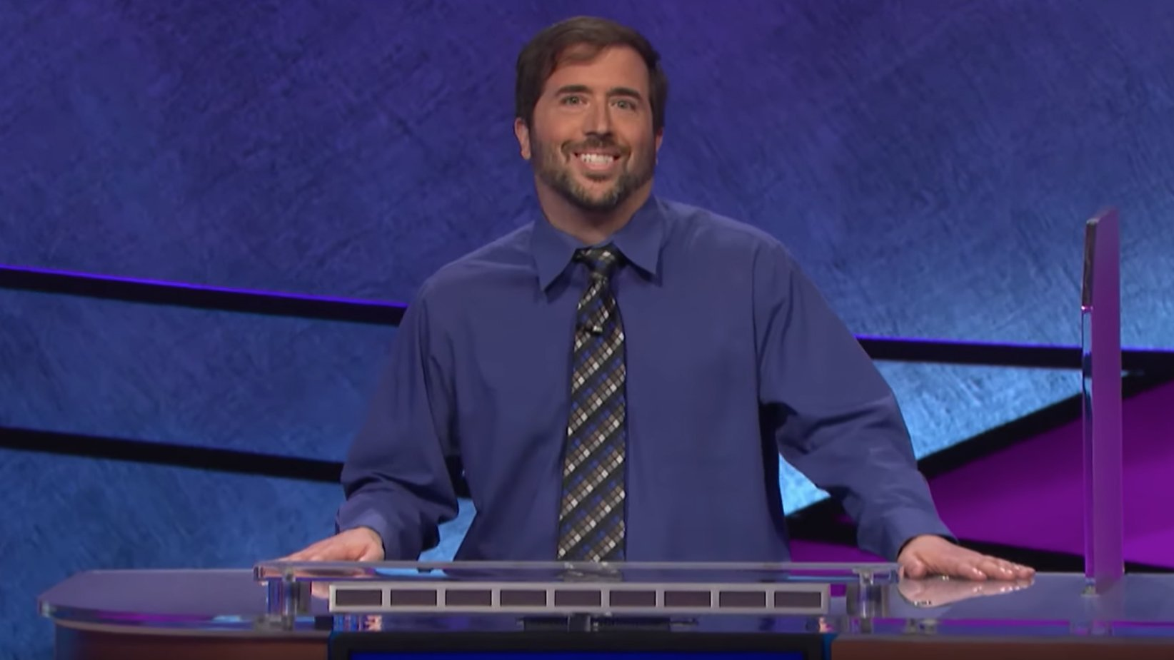 There's a new Jeopardy! contestant on a historic winning streak