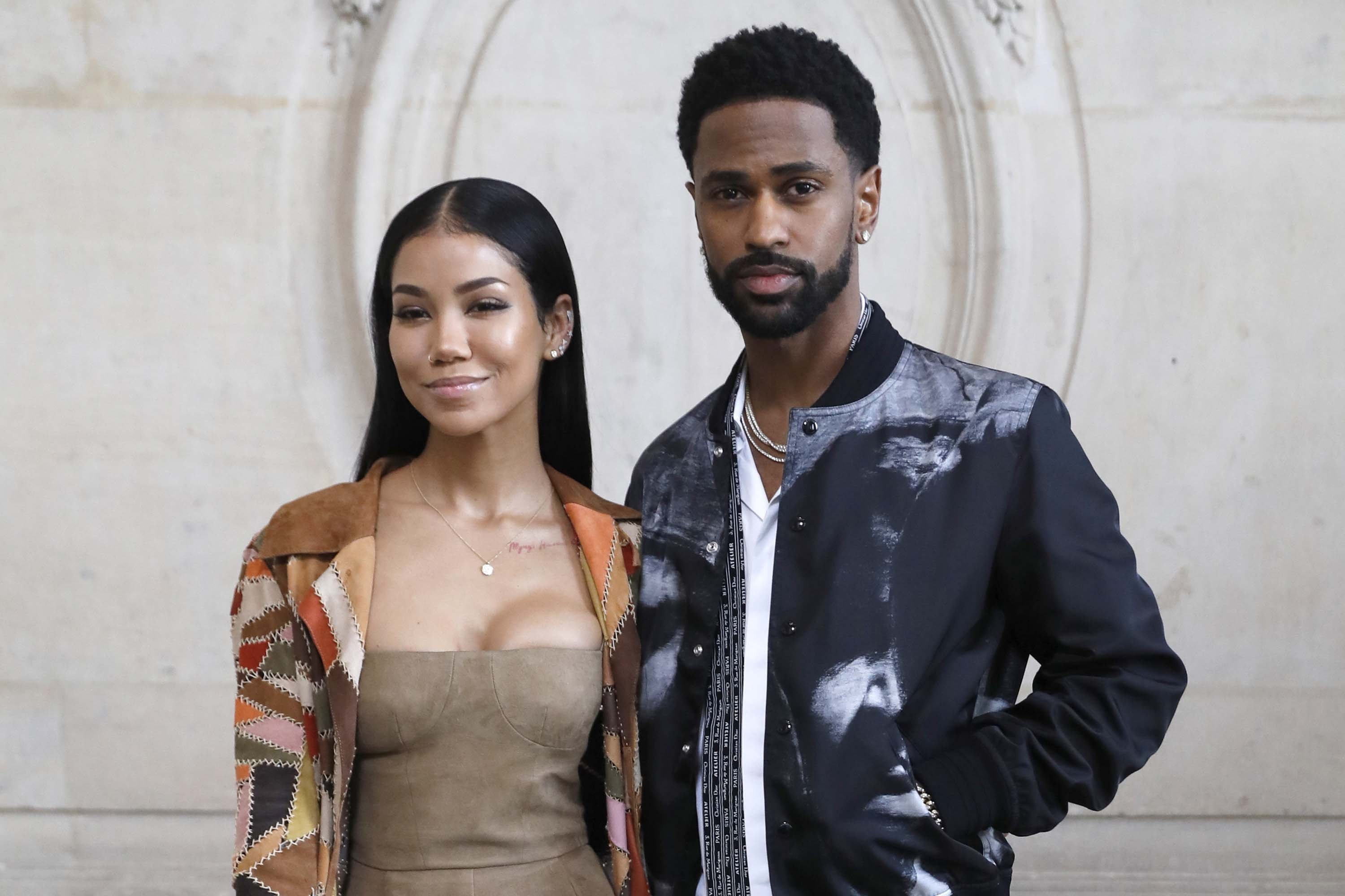 Jhené Aiko enlists ex-boyfriend Big Sean for 'None of Your Concern'