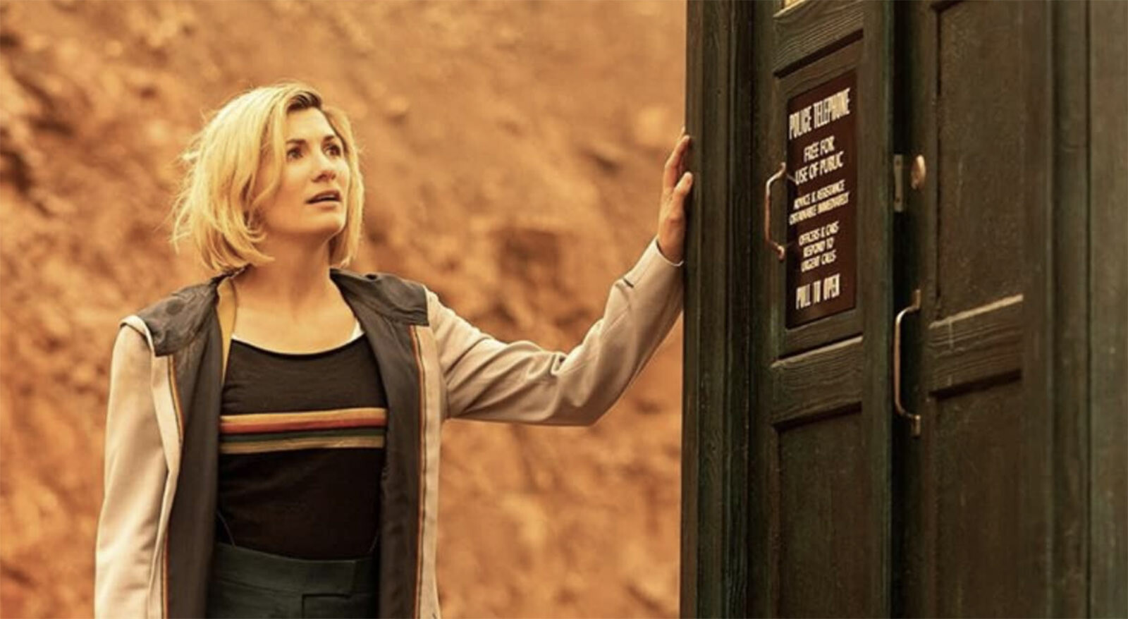 Jodie Whittaker, the first female Doctor, will step down from 'Doctor Who' next year