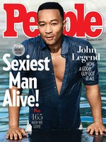 John Legend is PEOPLE's 'Sexiest Man Alive'... and he's perplexed