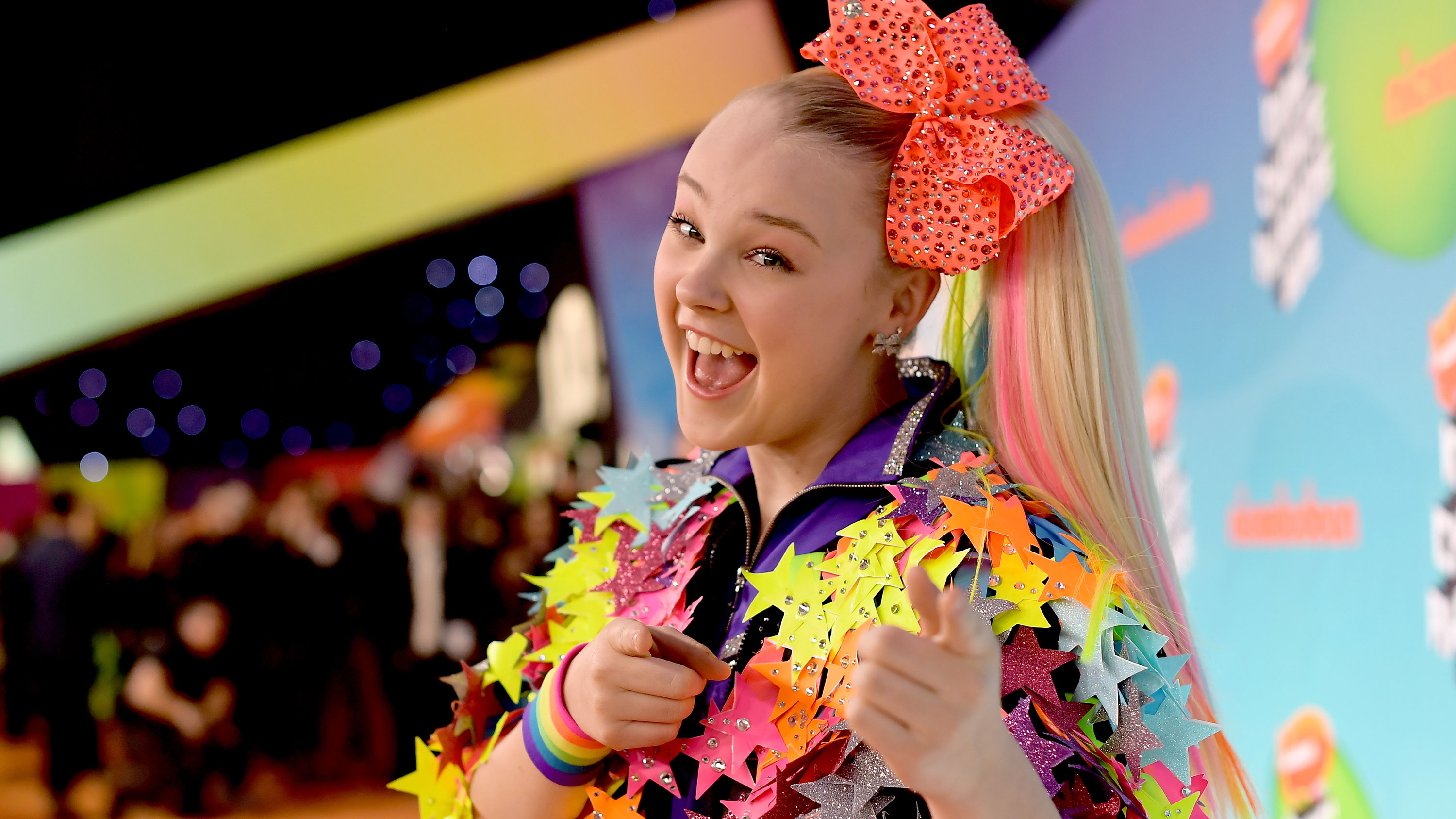 JoJo Siwa on being pansexual and why she feels so happy