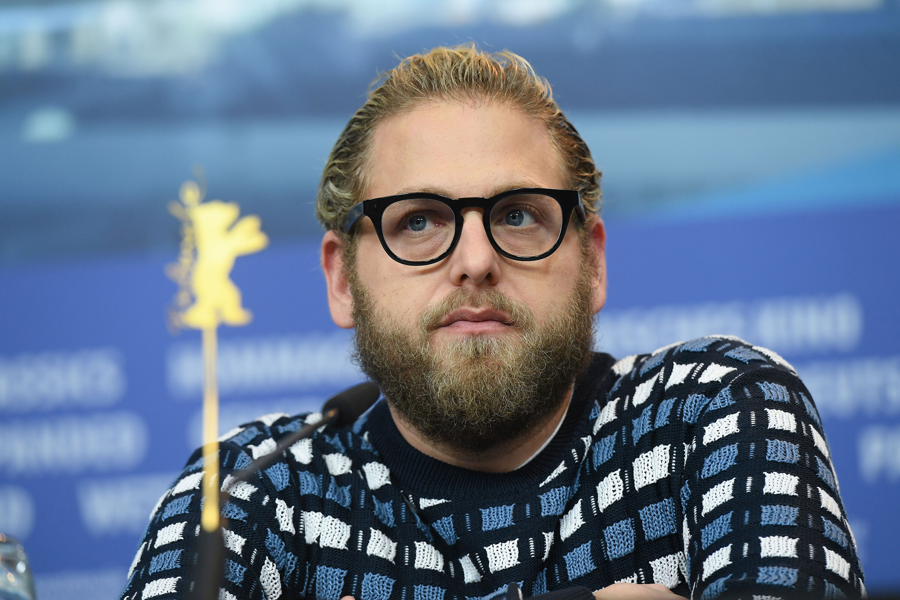 'It's not helpful': Jonah Hill asks fans not to comment on his body