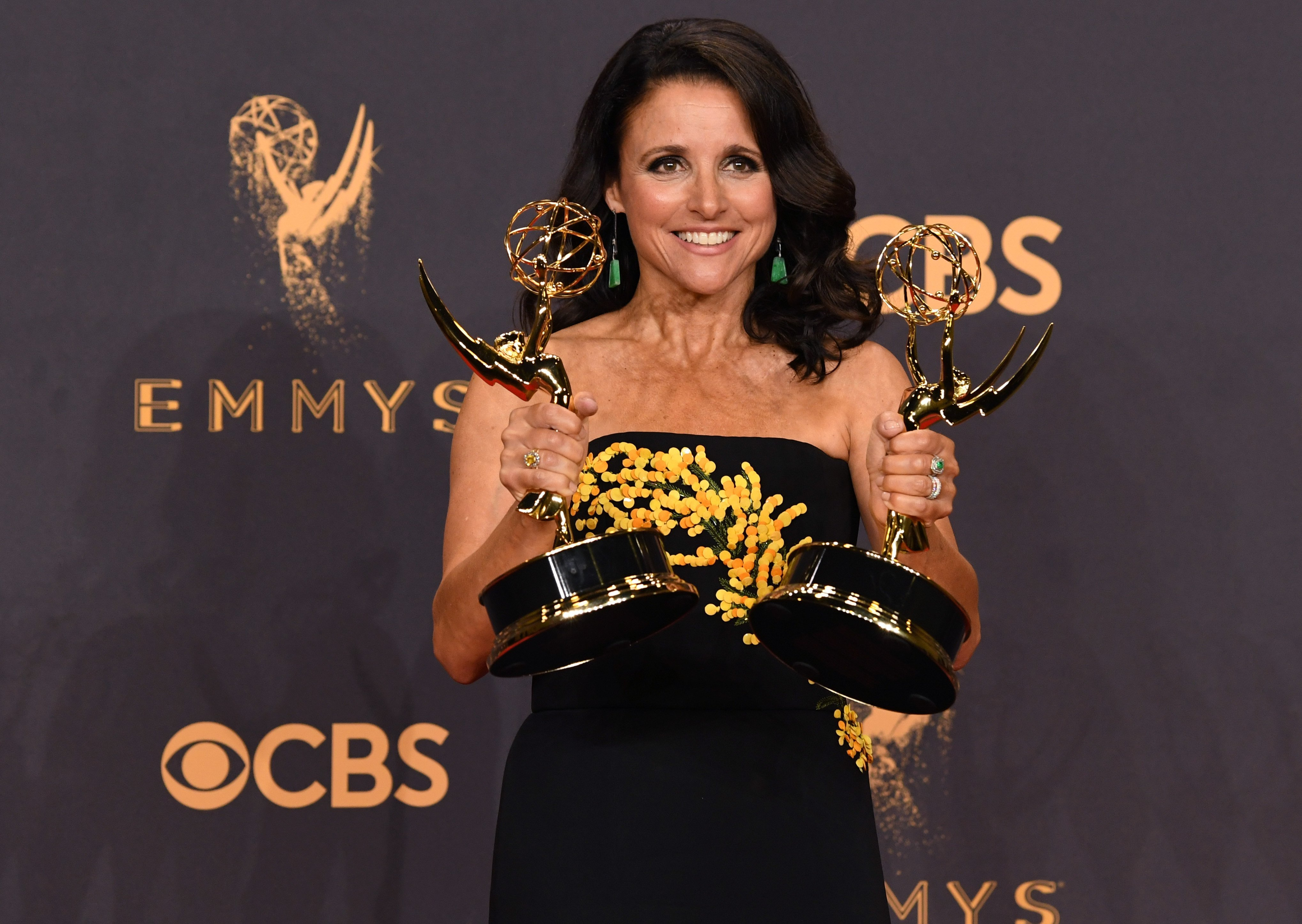 Julia Louis-Dreyfus could be on her way to making more Emmy history